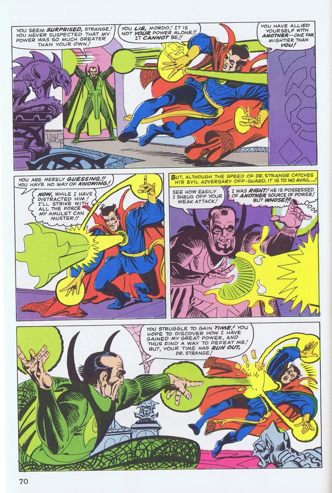Doctor Strange: Master of the Mystic Arts issue TPB - Page 66
