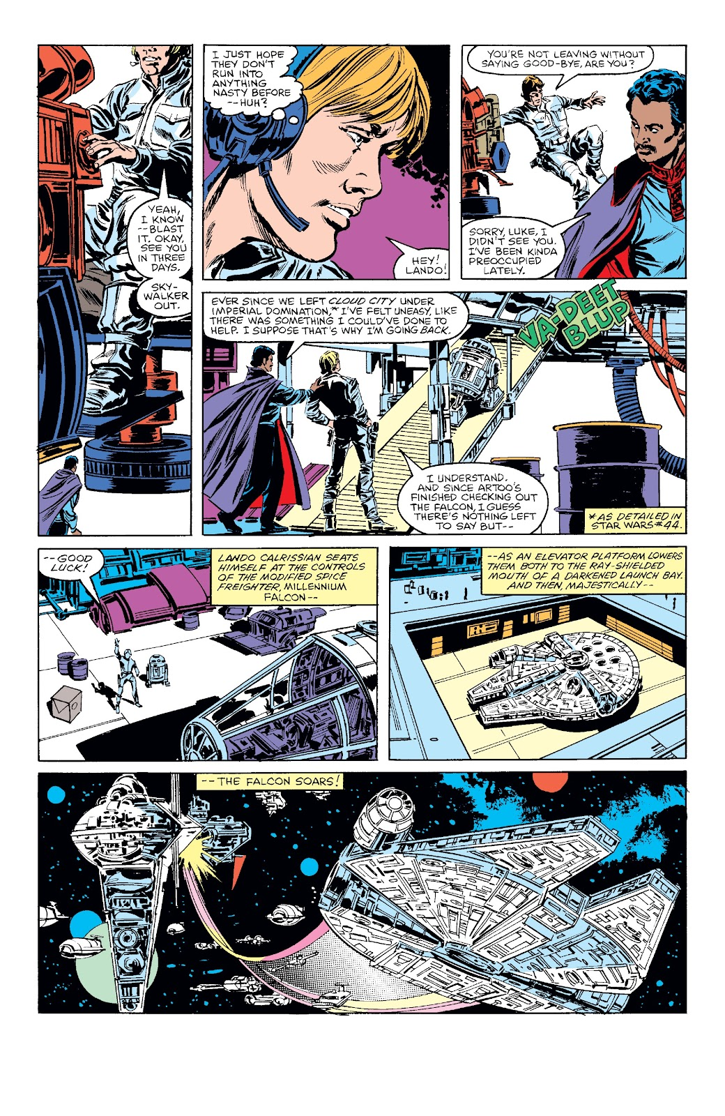 Read online Star Wars Legends: The Original Marvel Years - Epic Collection comic -  Issue # TPB 3 (Part 4) - 61