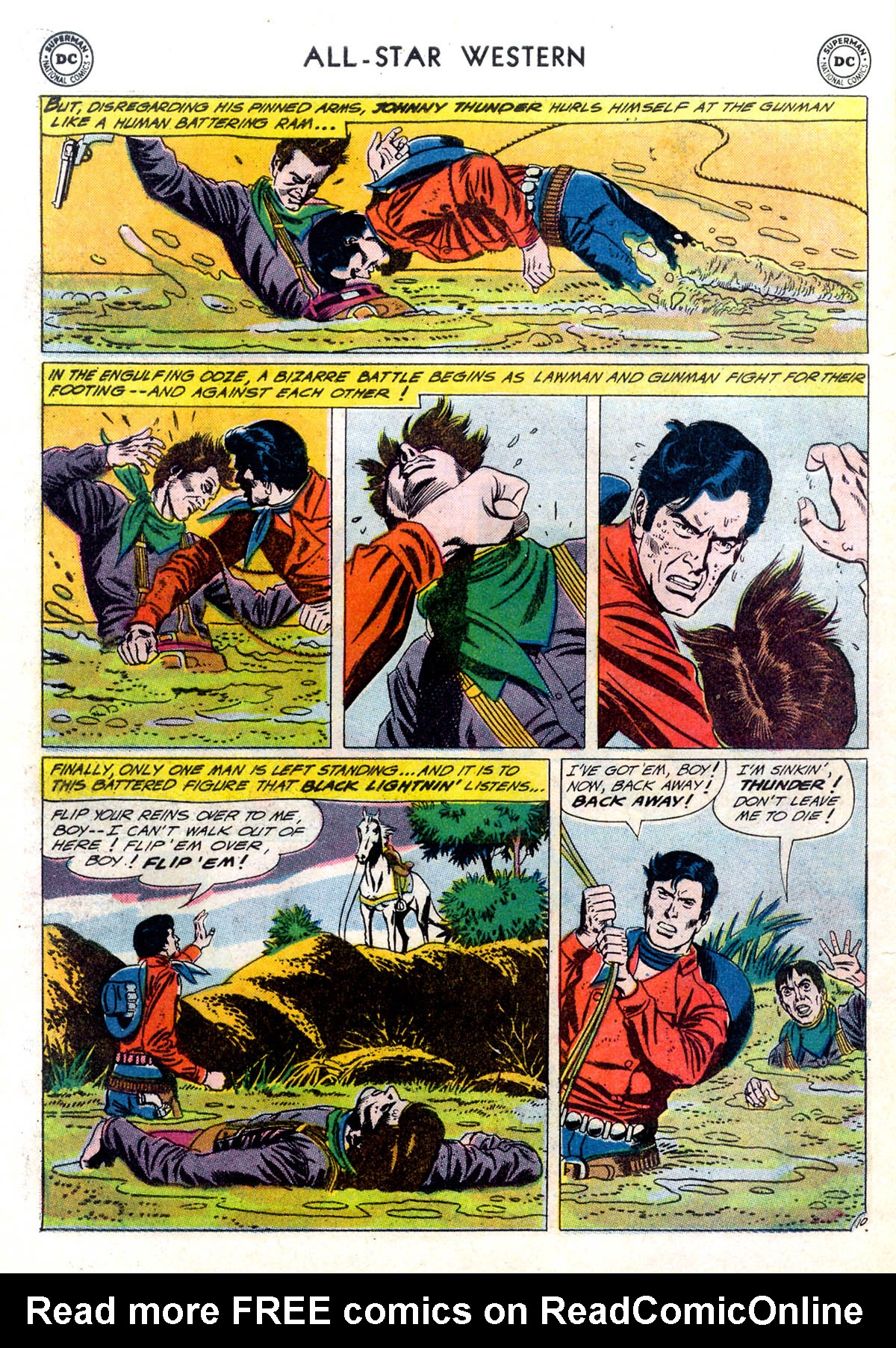Read online All-Star Western (1951) comic -  Issue #116 - 14