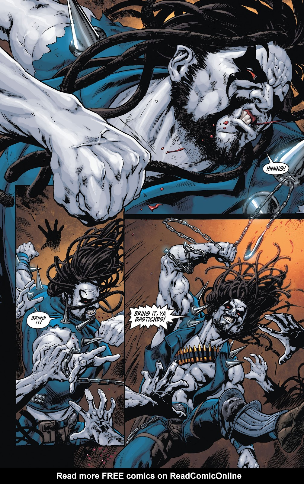 Injustice: Gods Among Us [I] issue _Annual_1 - Page 2