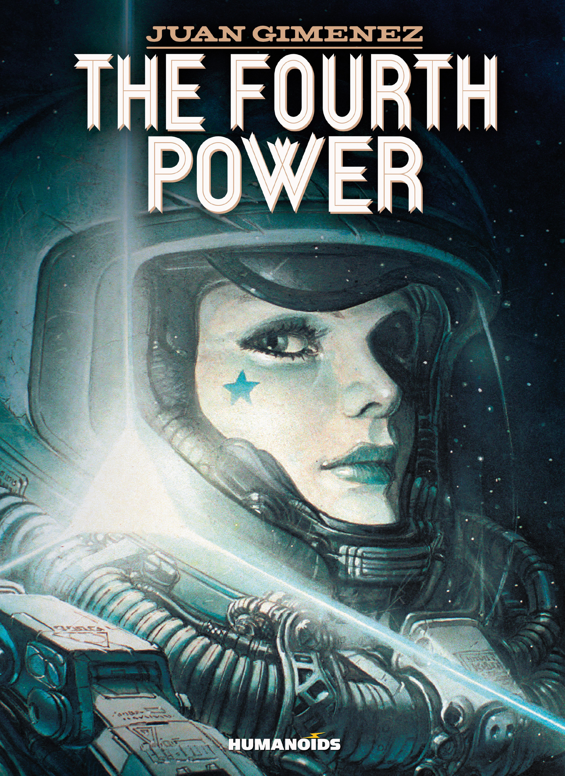 Read online The Fourth Power comic -  Issue #3 - 2