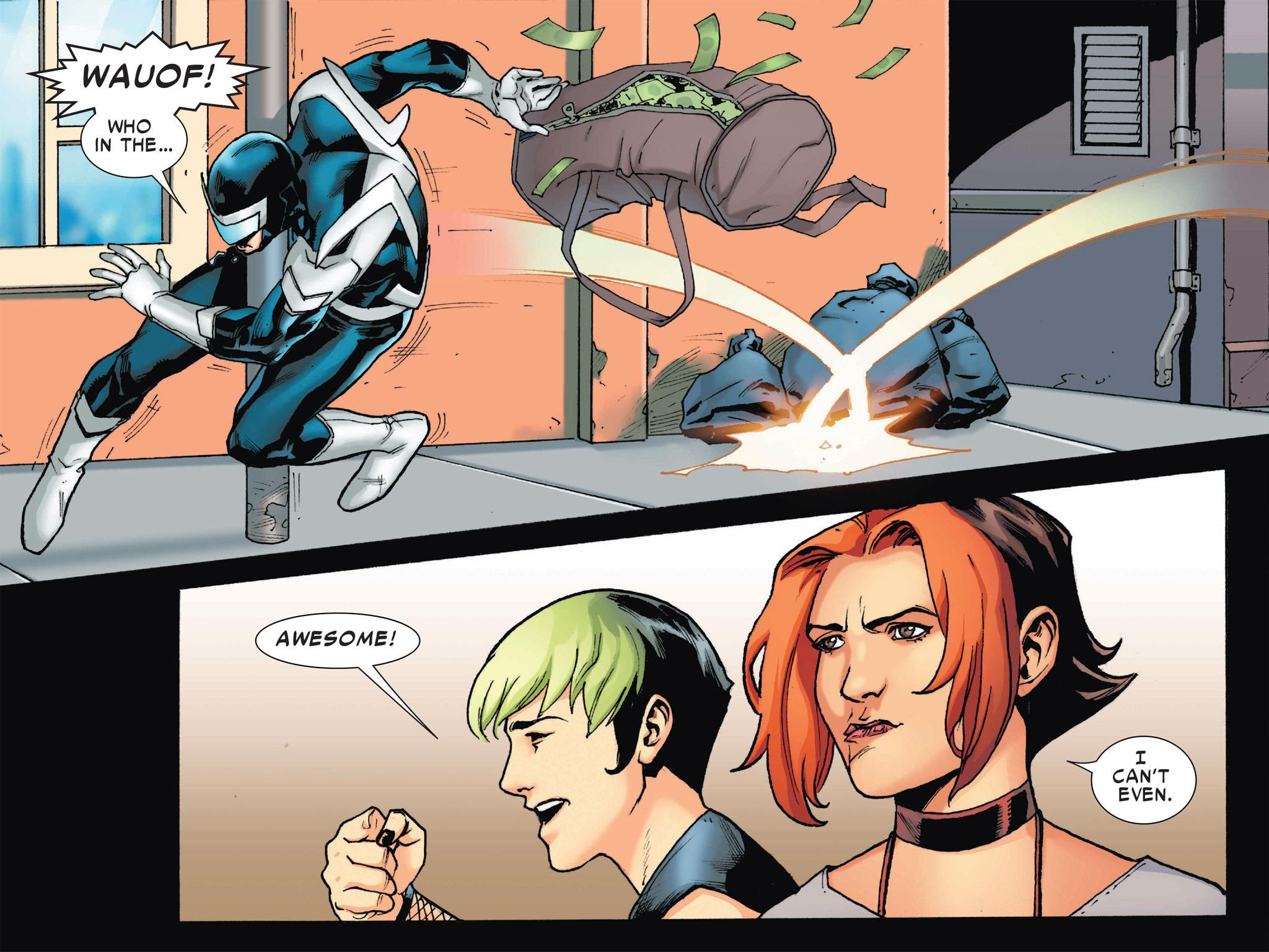 Read online Ultimate Spider-Man (Infinite Comics) (2016) comic -  Issue #2 - 22