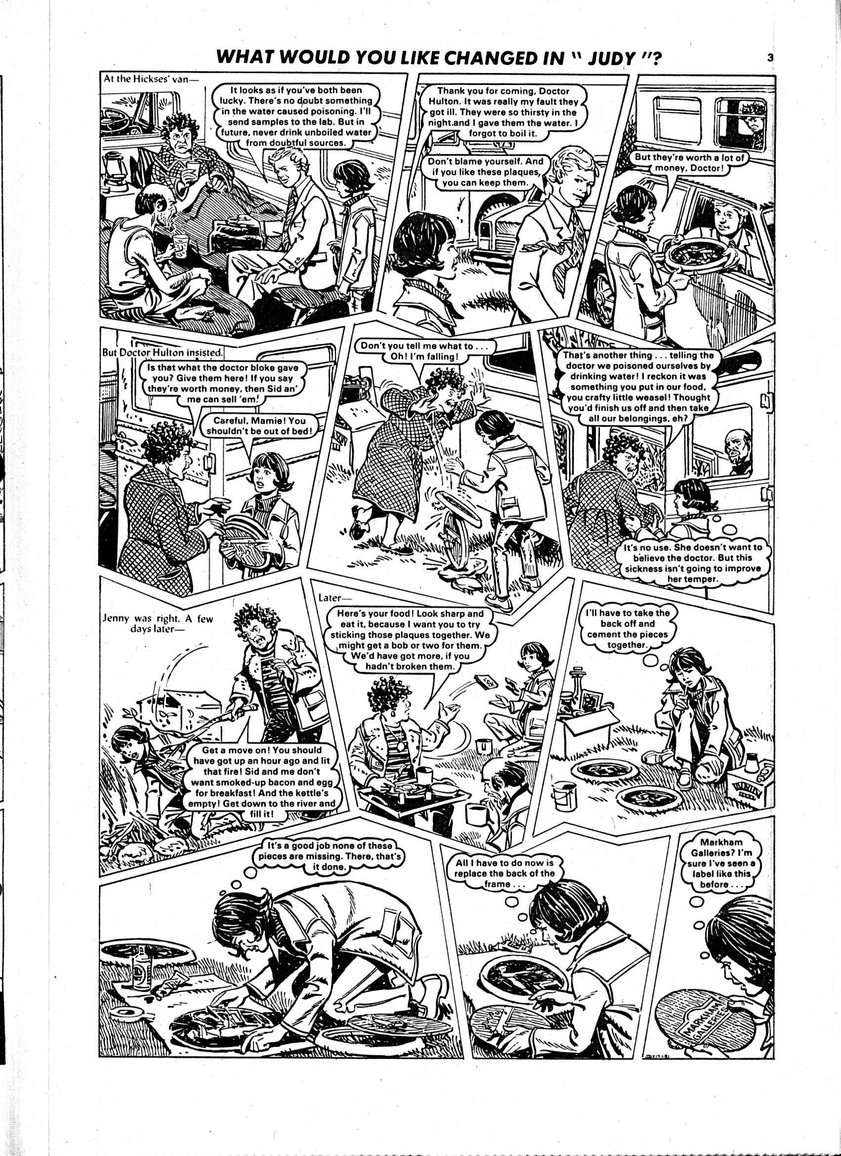 Read online Judy comic -  Issue #97 - 3