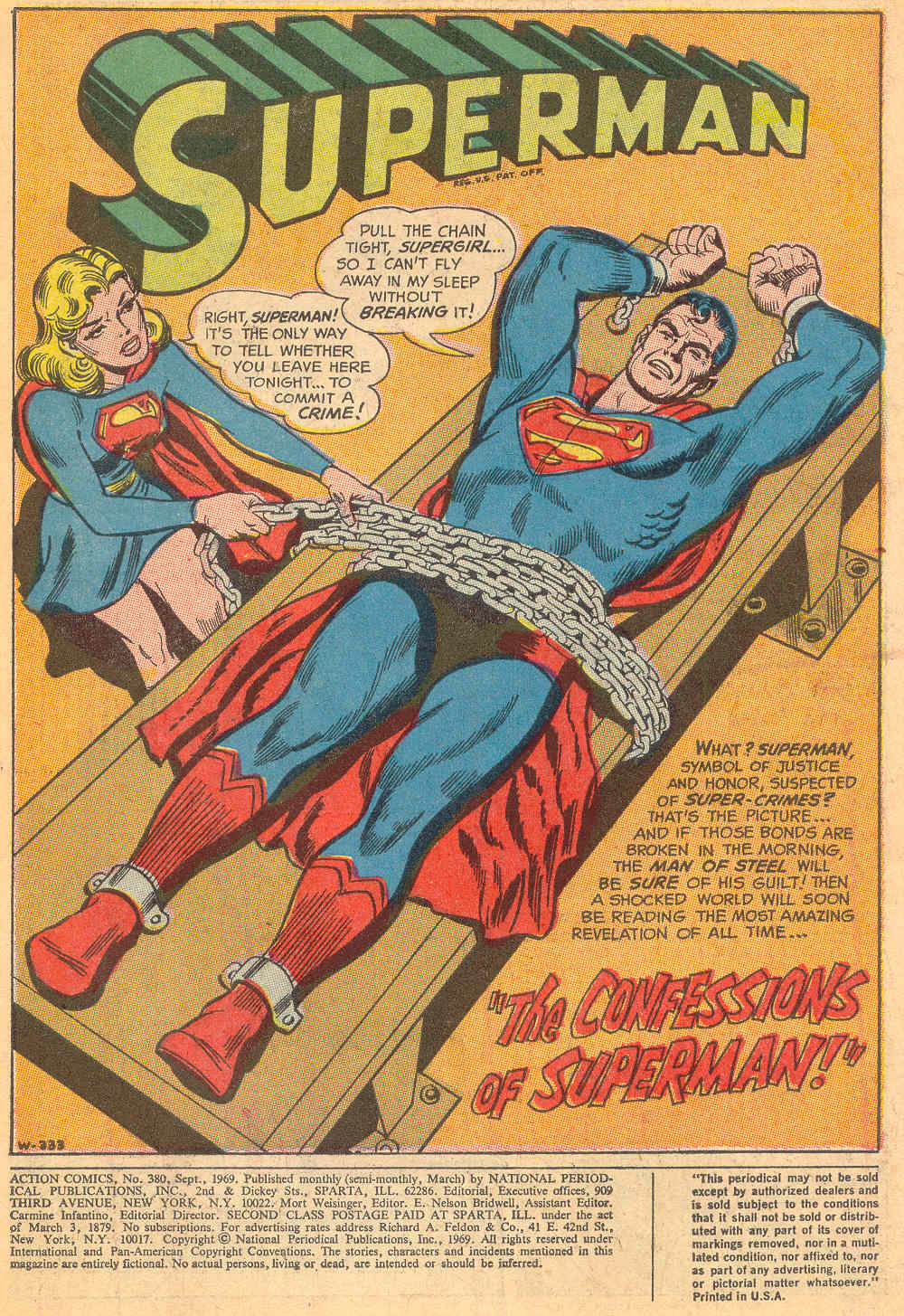 Read online Action Comics (1938) comic -  Issue #380 - 3