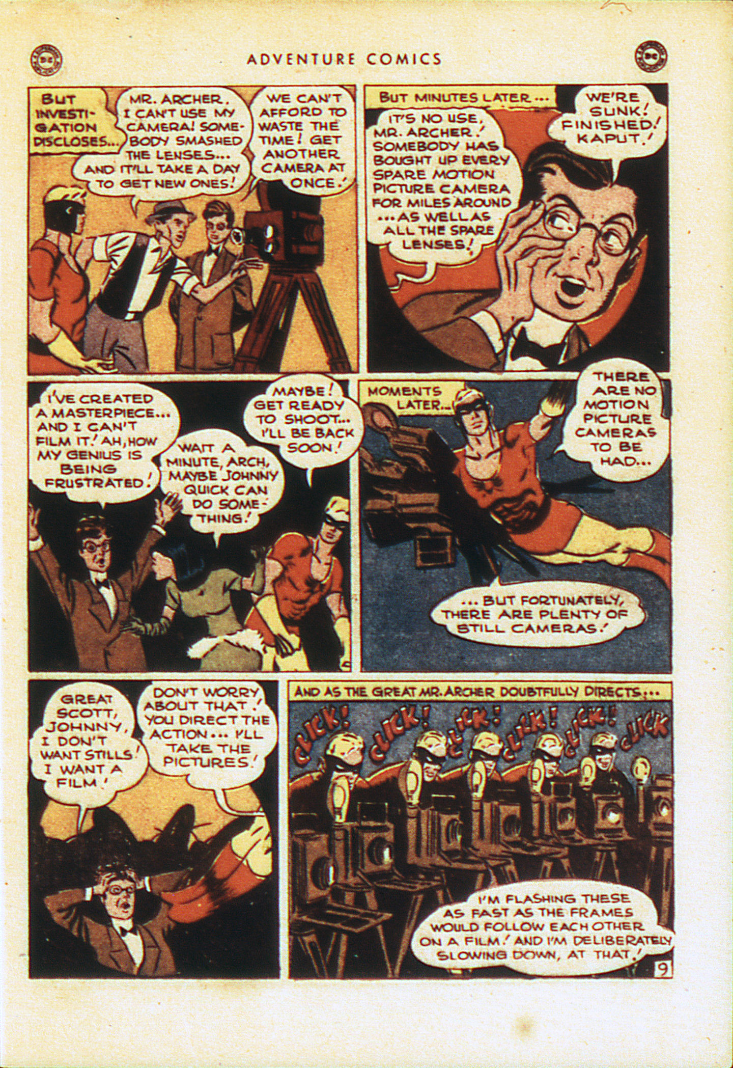 Read online Adventure Comics (1938) comic -  Issue #104 - 20