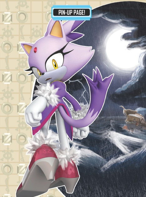 Read online Sonic Comics Spectacular: Speed of Sound comic -  Issue # Full - 167