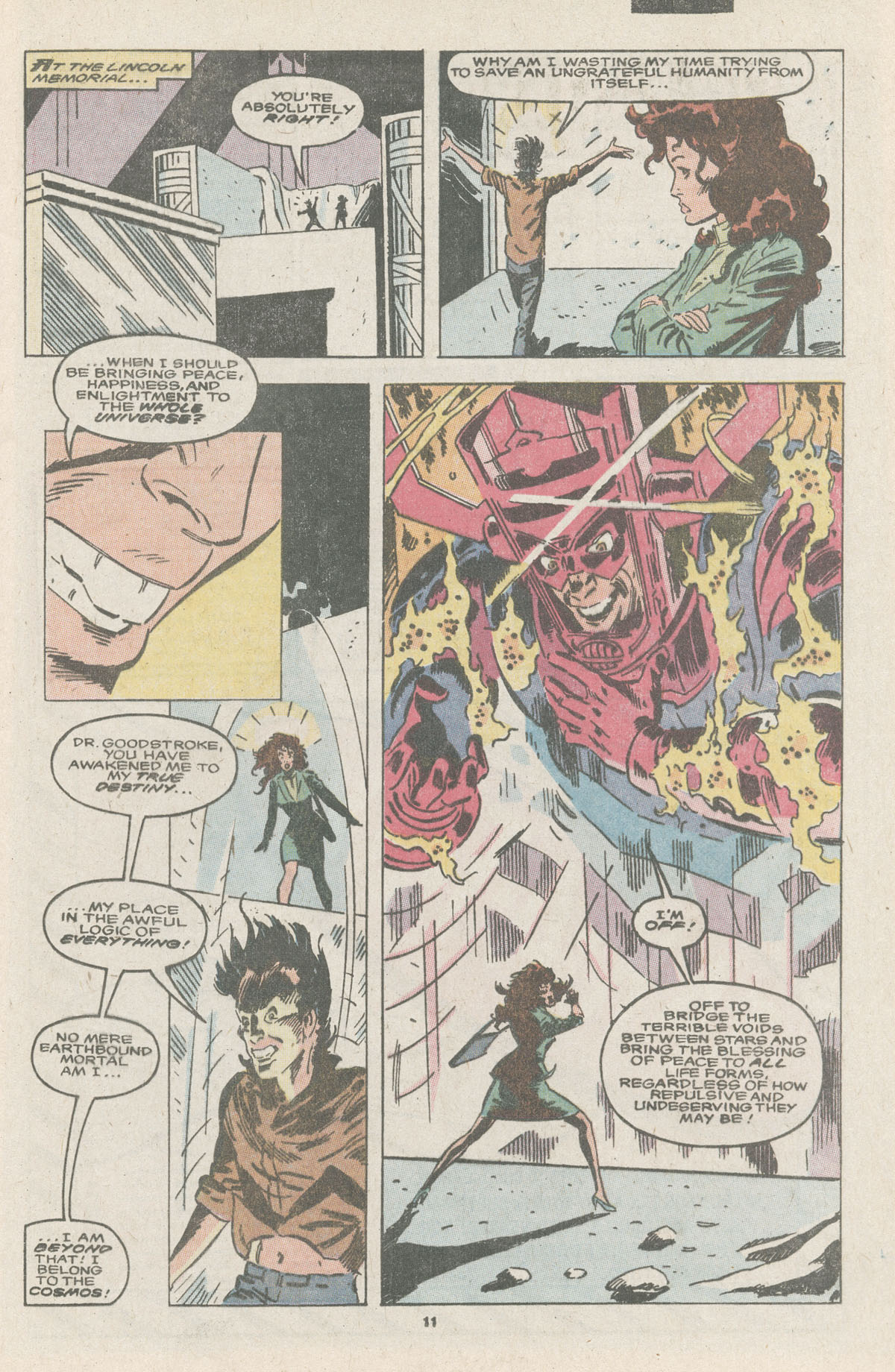 Read online Nth Man the Ultimate Ninja comic -  Issue #11 - 13