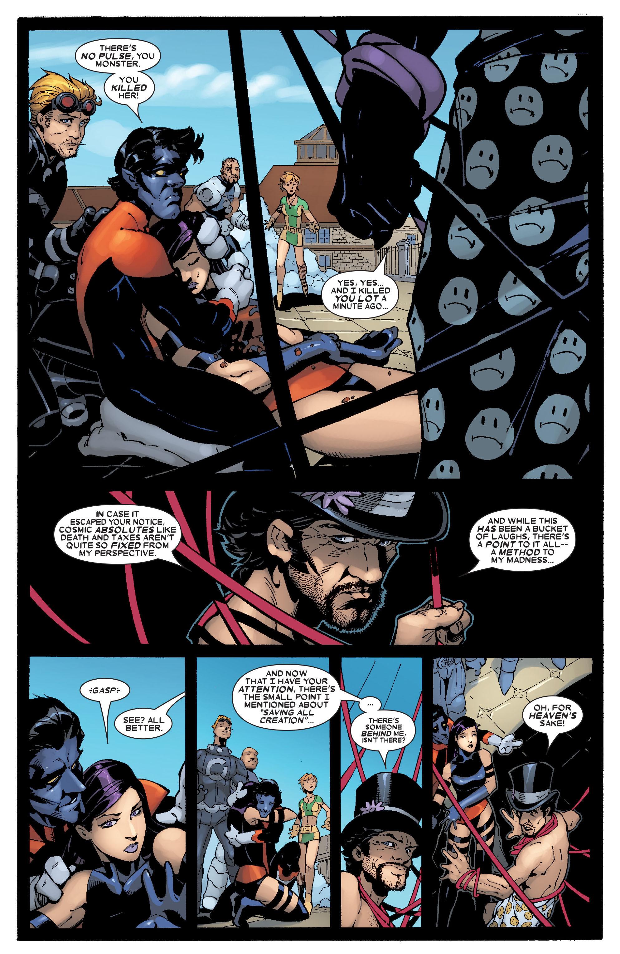 Read online Uncanny X-Men (1963) comic -  Issue #472 - 18