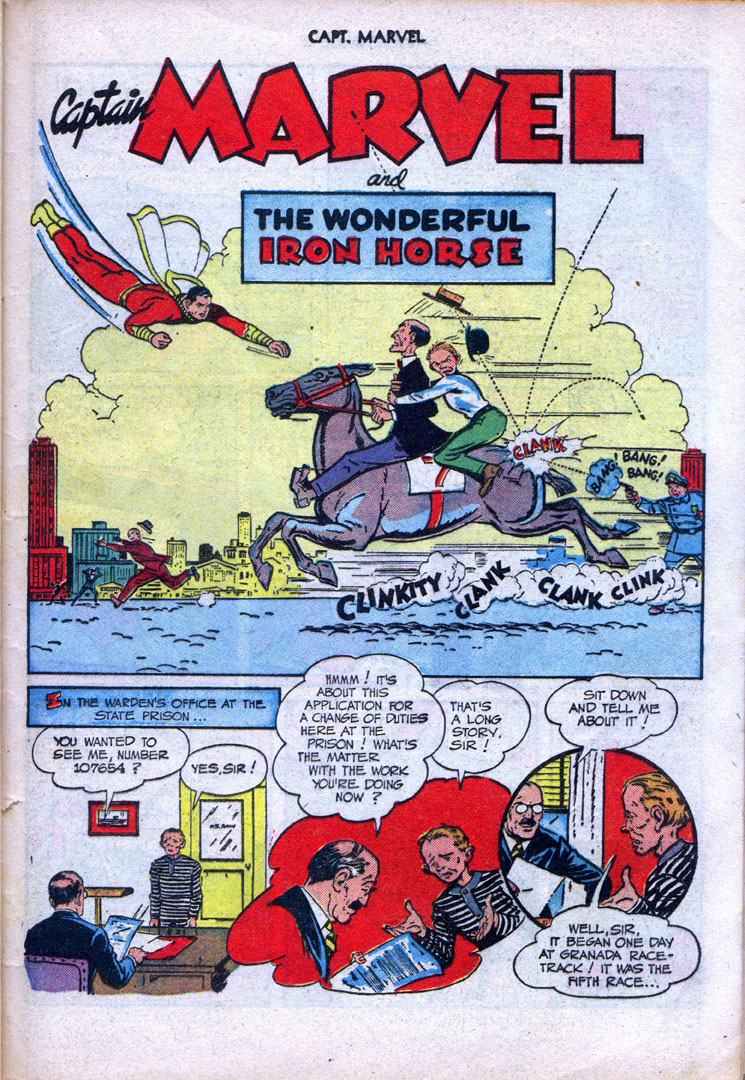 Captain Marvel Adventures issue 87 - Page 40