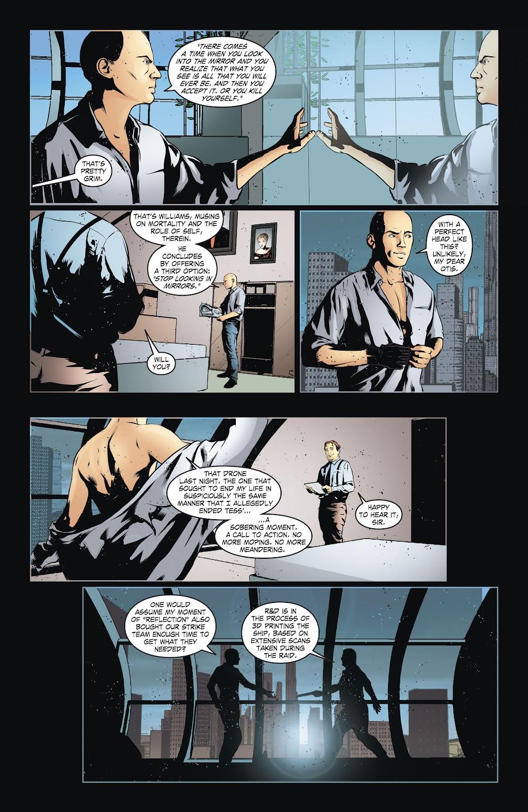 Read online Smallville Season 11 [II] comic -  Issue # TPB 6 - 45