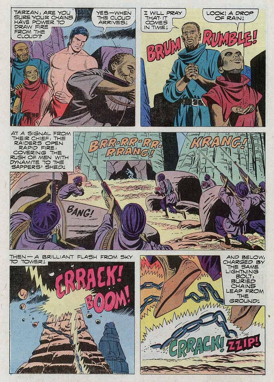 Tarzan (1962) issue 204 - Page 26