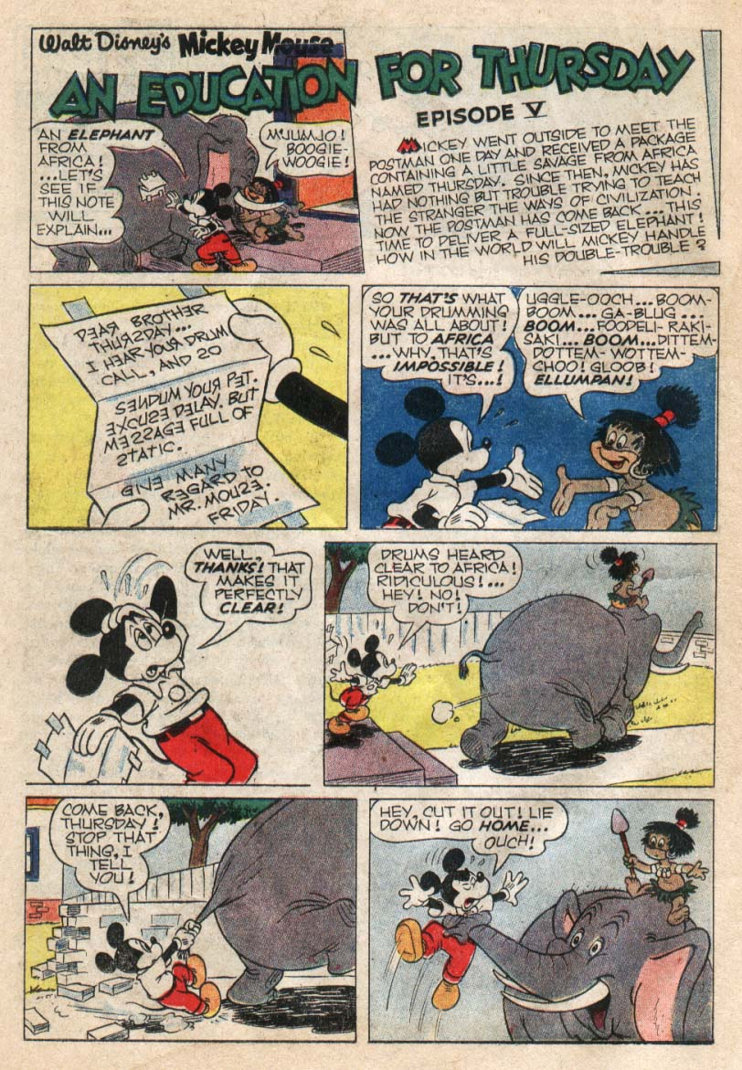 Walt Disney's Comics and Stories issue 241 - Page 26
