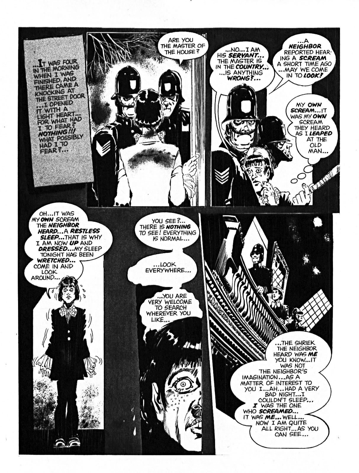 Scream (1973) issue 8 - Page 8