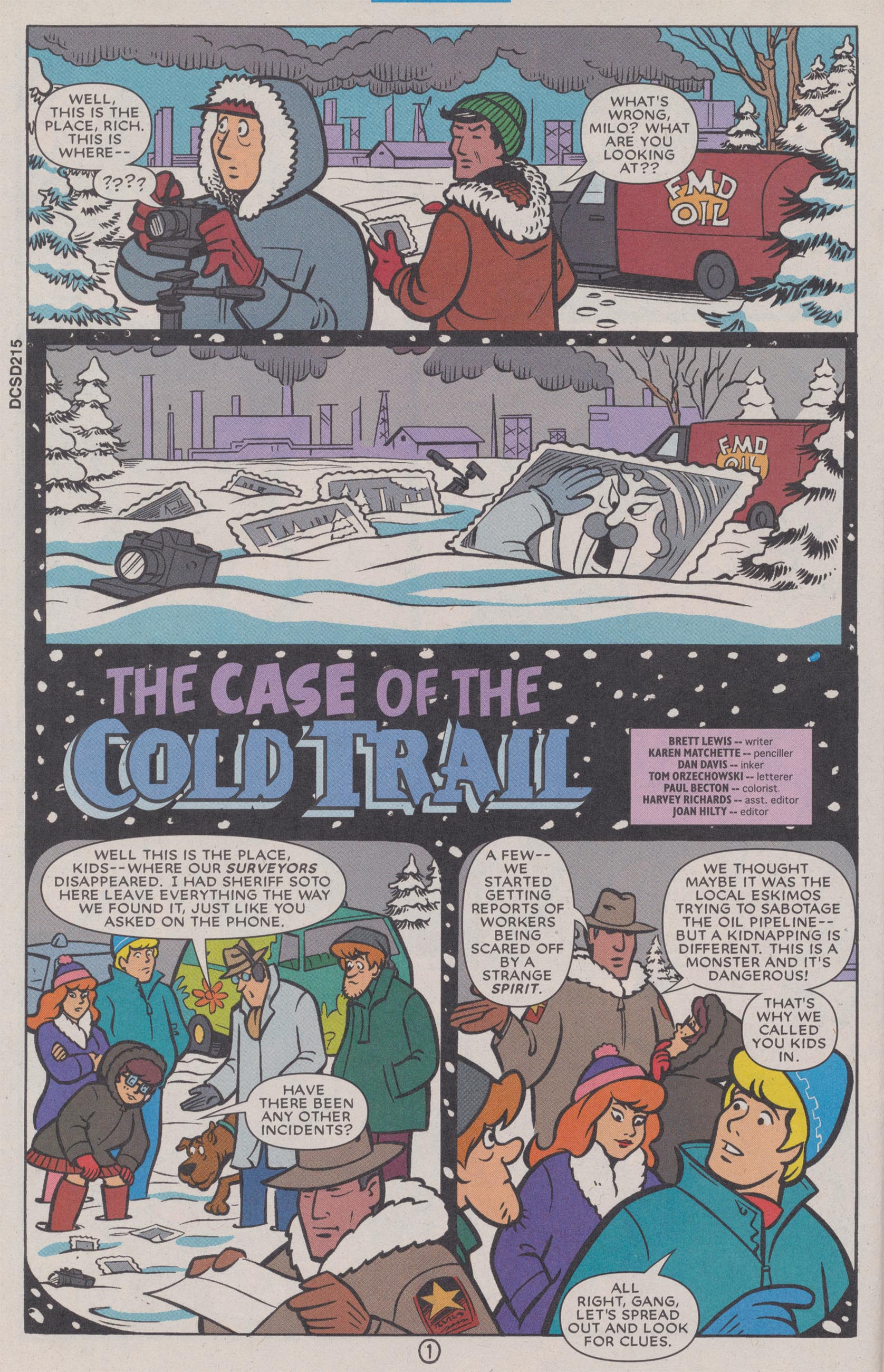 Read online Scooby-Doo (1997) comic -  Issue #72 - 23