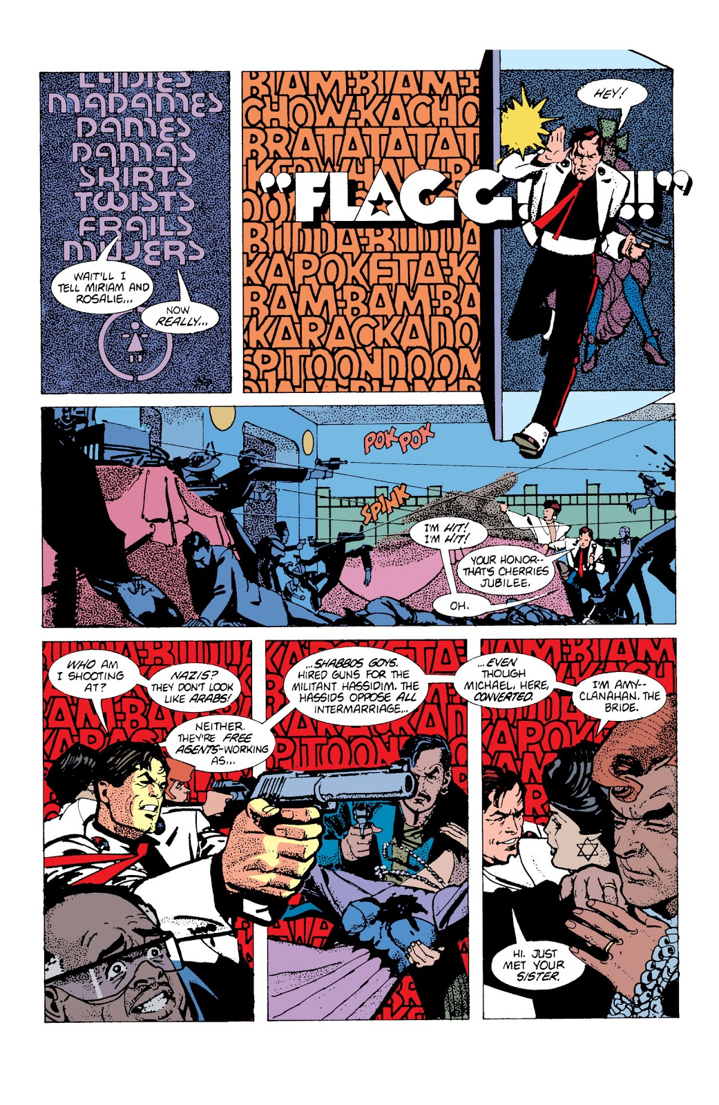 American Flagg! issue Definitive Collection (Part 1) - Page 63