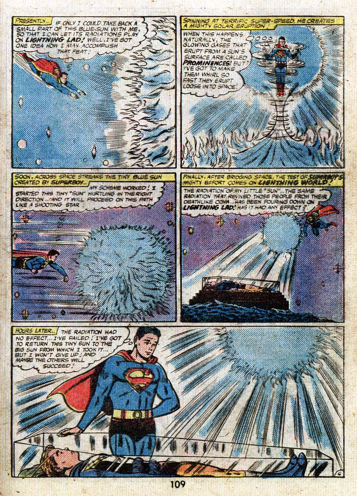 Read online Adventure Comics (1938) comic -  Issue #500 - 109