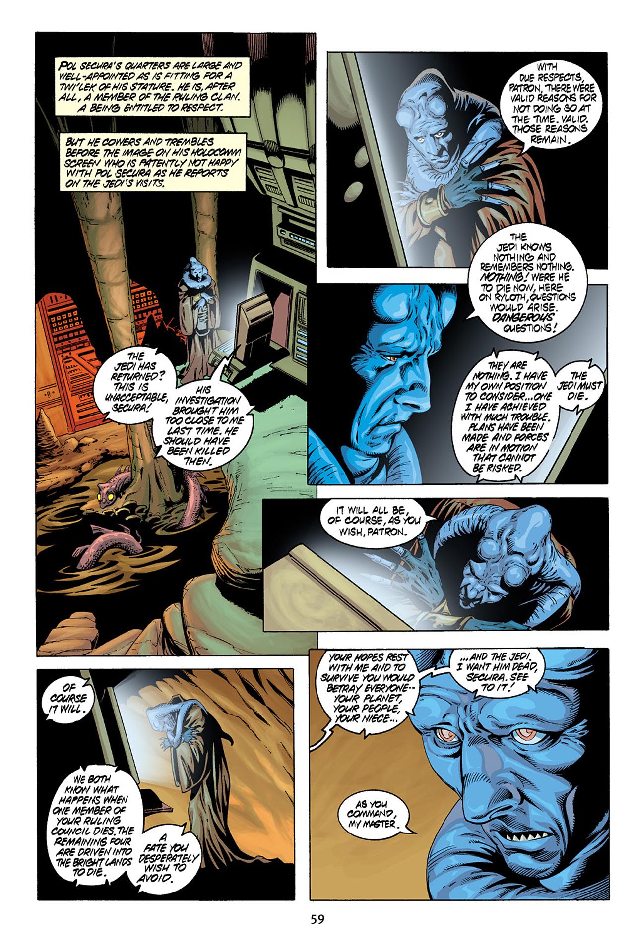 Read online Star Wars Omnibus comic -  Issue # Vol. 15 - 56