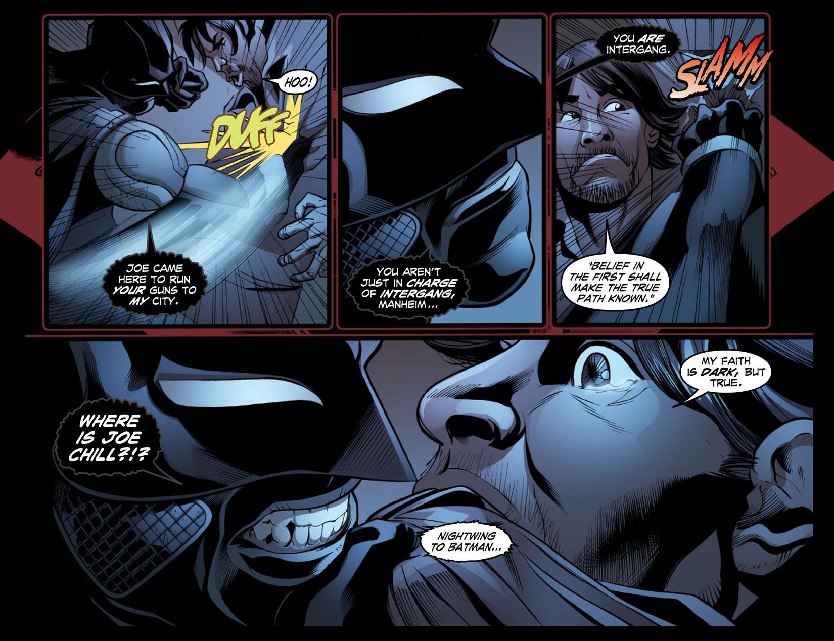 Read online Smallville: Season 11 comic -  Issue #15 - 20