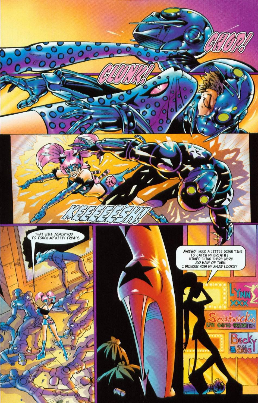 Read online 3 Little Kittens: Purrr-fect Weapons comic -  Issue #2 - 20