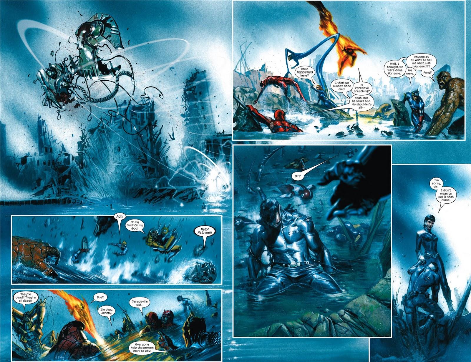 Read online Secret War comic -  Issue #5 - 11
