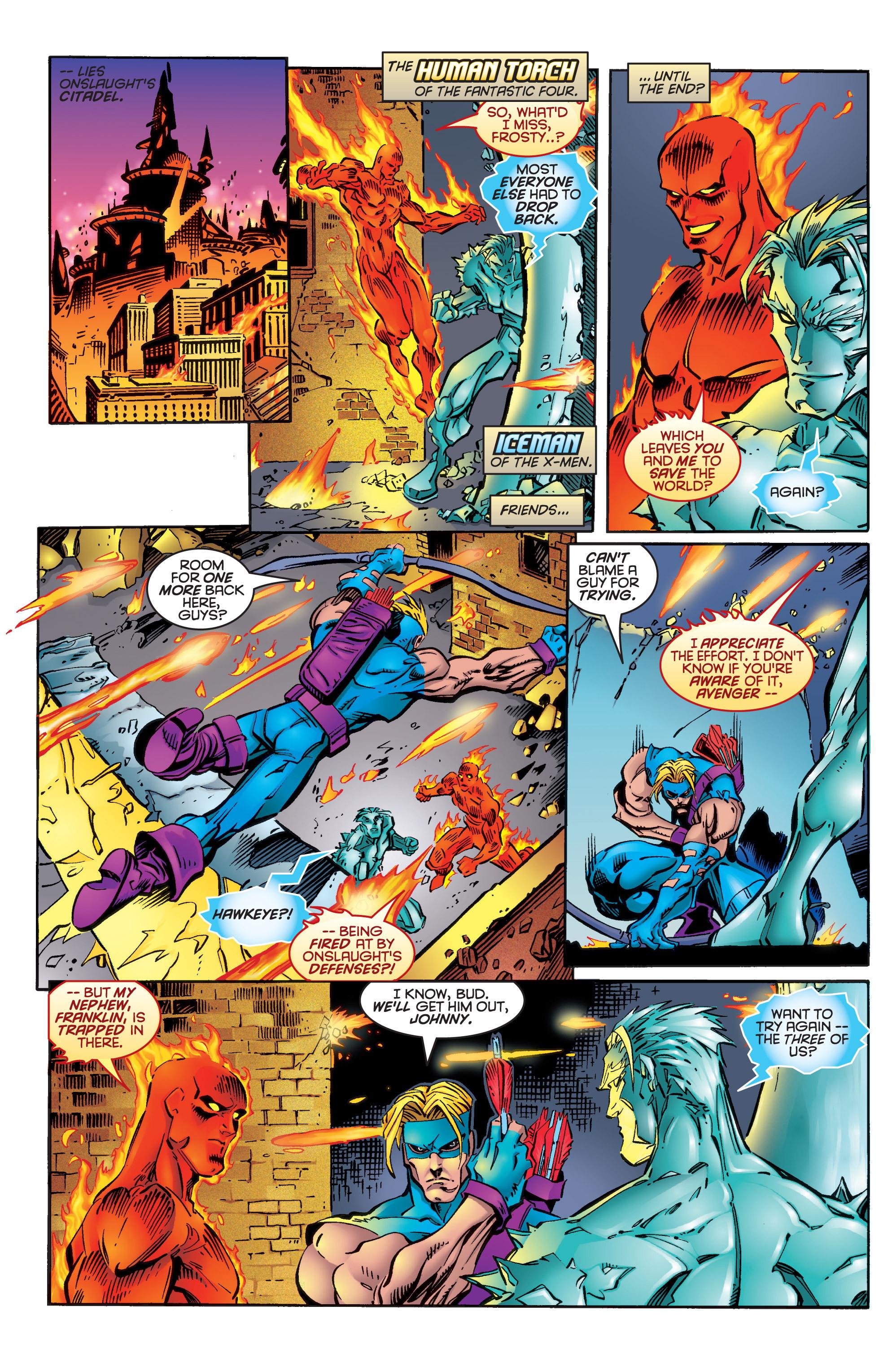 Read online Uncanny X-Men (1963) comic -  Issue #336 - 7