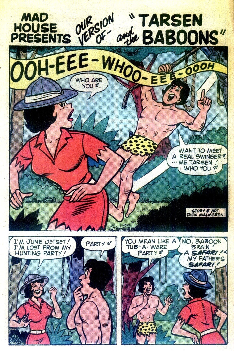 Read online Madhouse Comics comic -  Issue #126 - 29