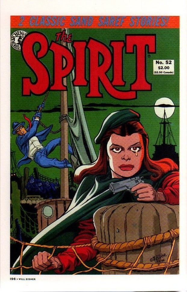 Read online Will Eisner's The Spirit Archives comic -  Issue # TPB 26 (Part 3) - 3