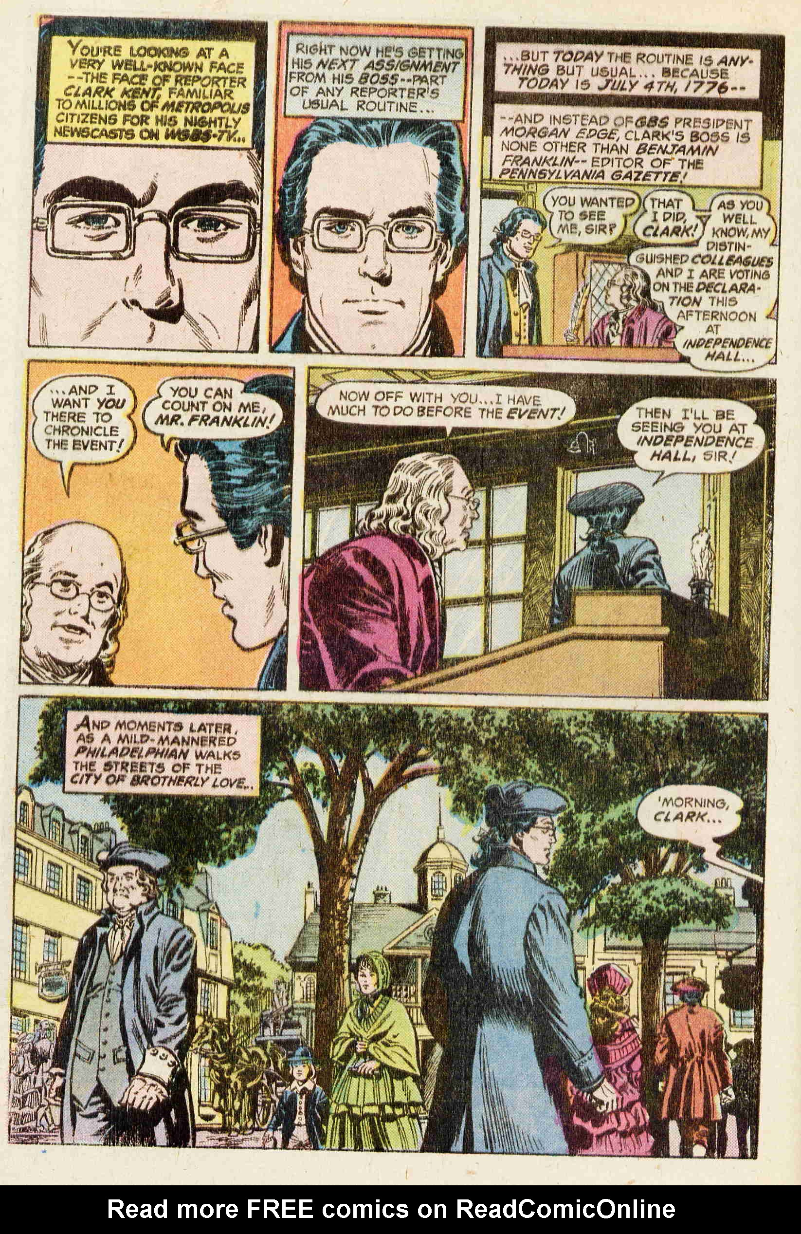 Read online Action Comics (1938) comic -  Issue #463 - 3