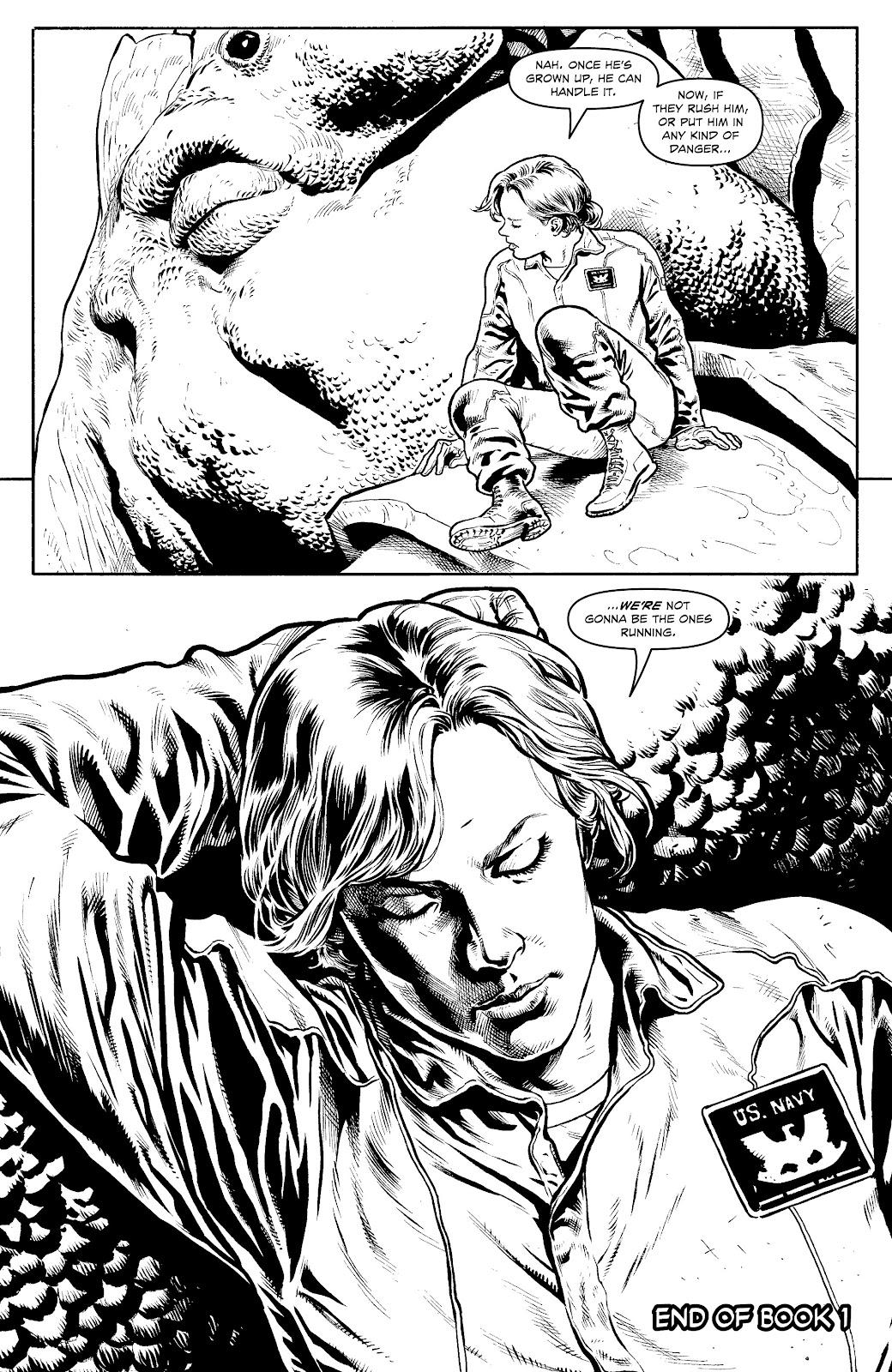 Read online Alan Moore's Cinema Purgatorio comic -  Issue #18 - 47