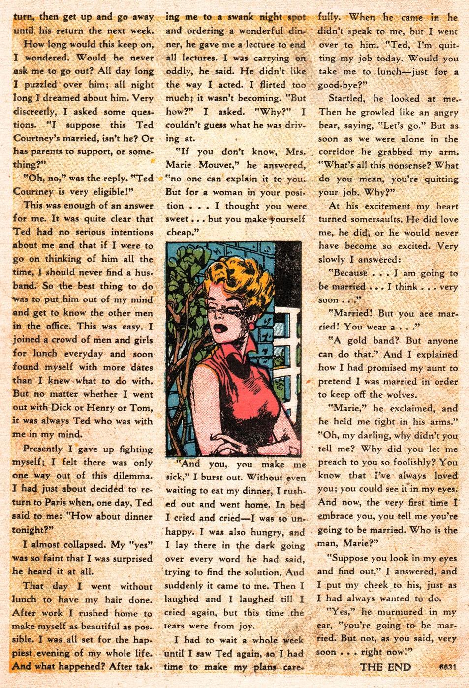 Love Romances (1949) issue 51 - Page 26