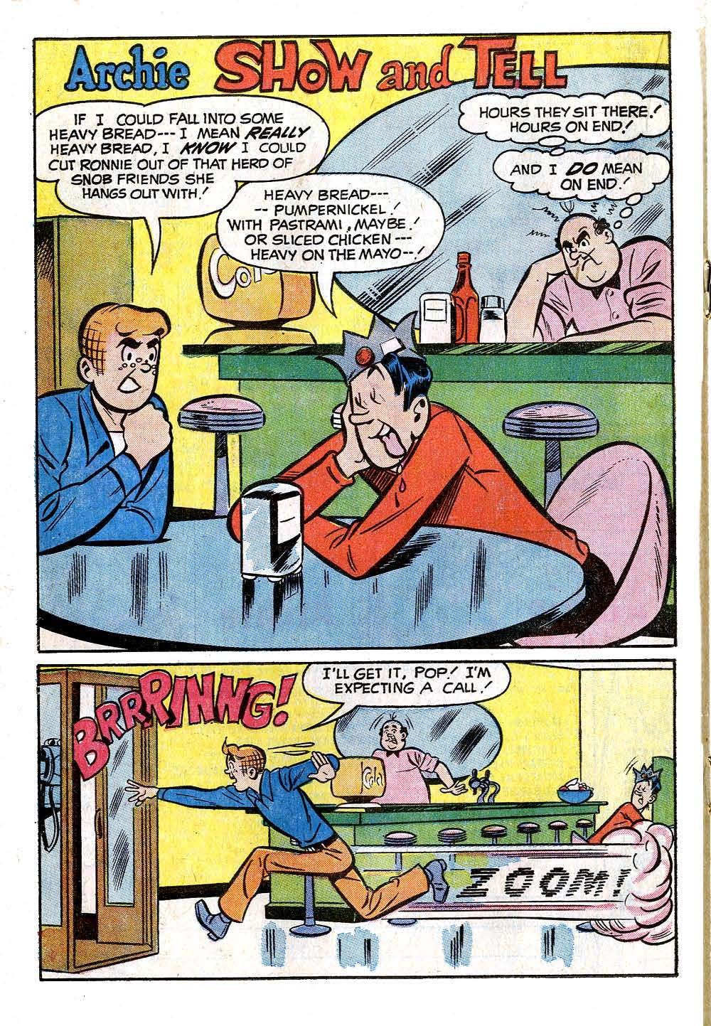 Read online Archie (1960) comic -  Issue #218 - 18