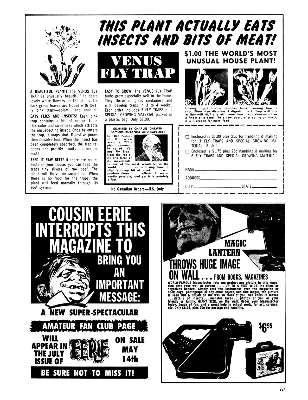 Read online Eerie Archives comic -  Issue # TPB 8 - 268