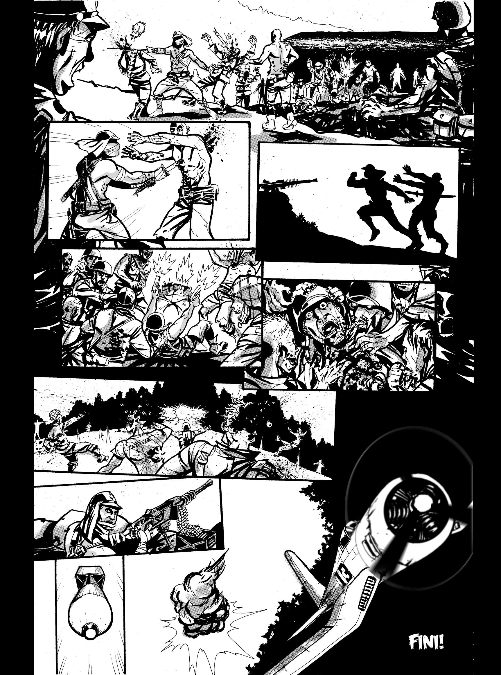 Read online FUBAR comic -  Issue #2 - 115