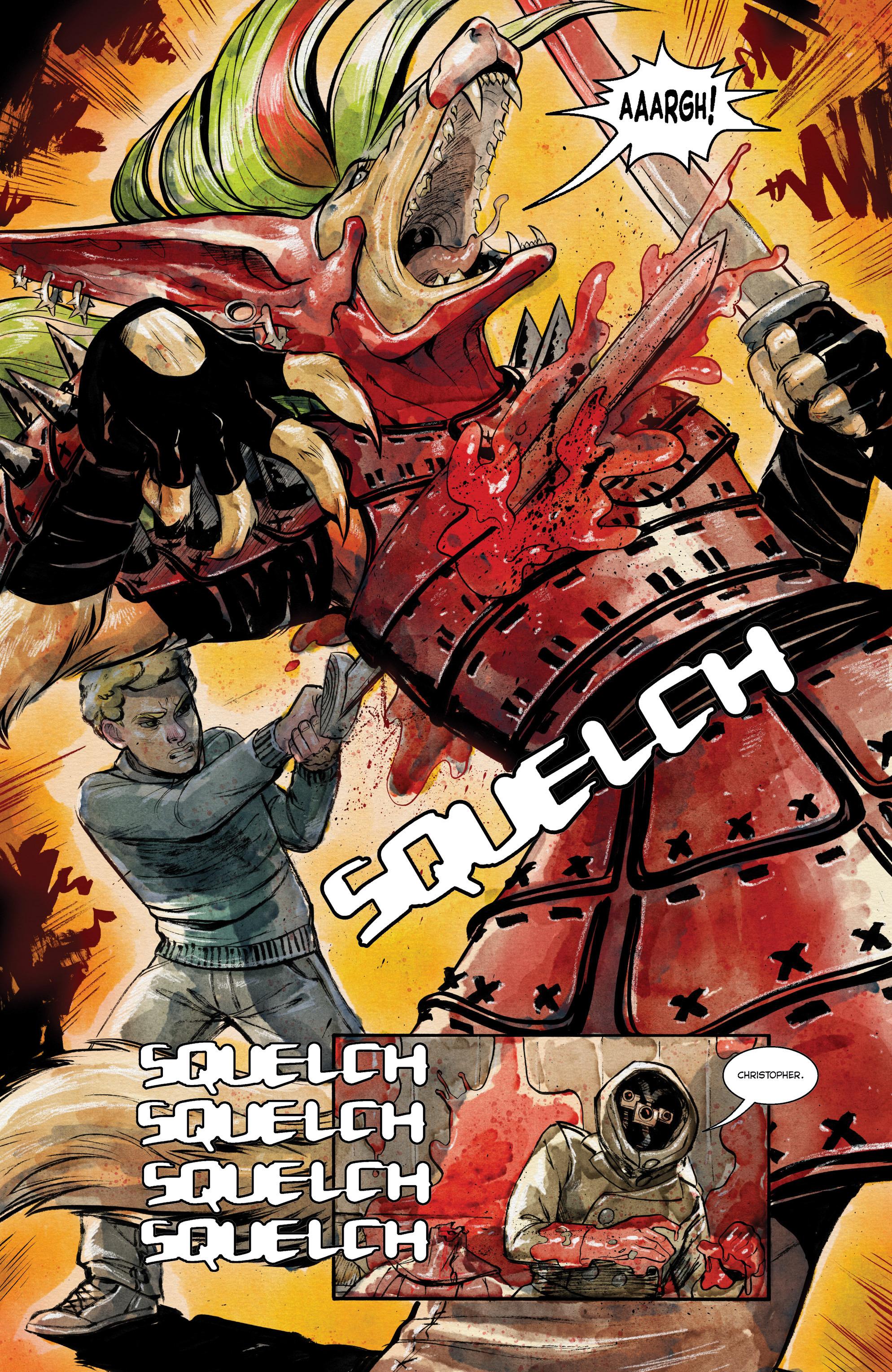 Read online Shutter comic -  Issue #22 - 13