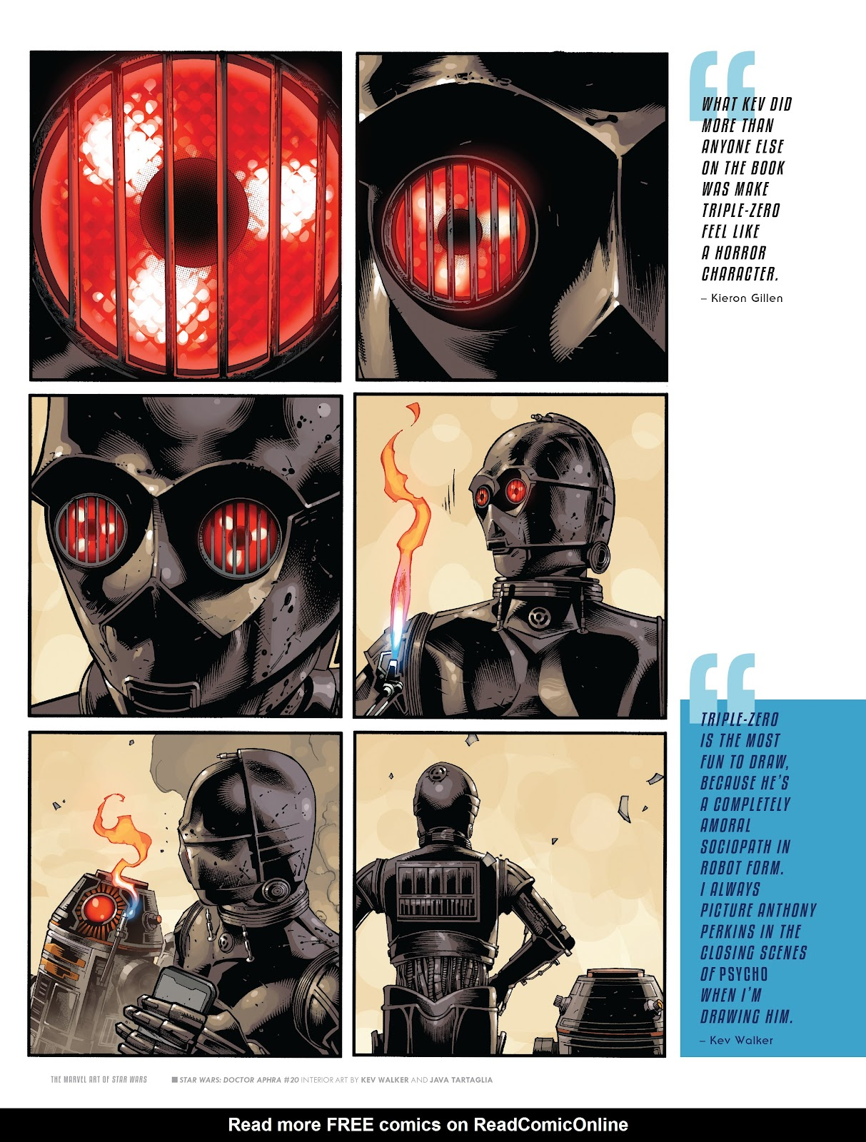 Read online The Marvel Art of Star Wars comic -  Issue # TPB (Part 2) - 71