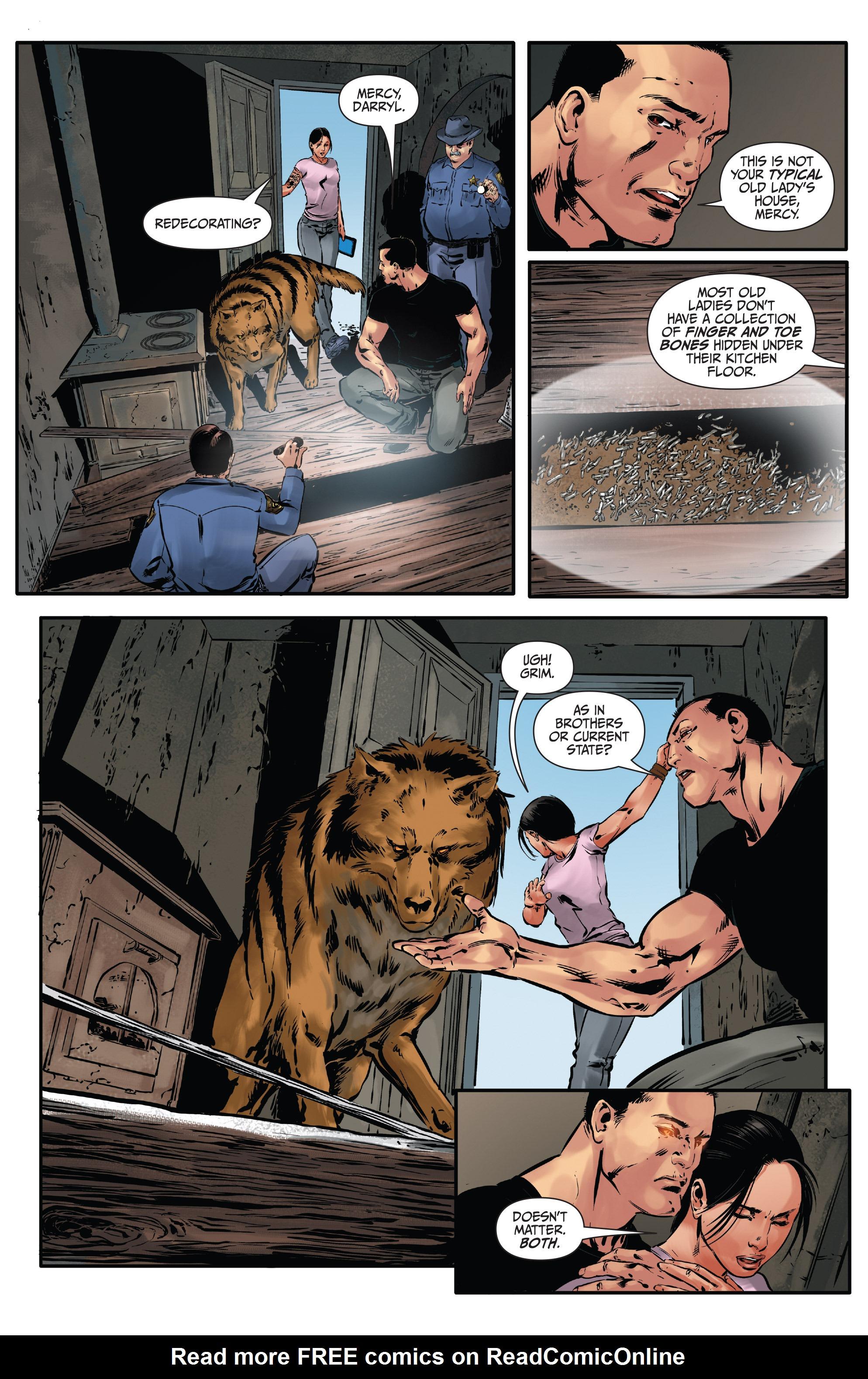 Read online Mercy Thompson comic -  Issue #3 - 14