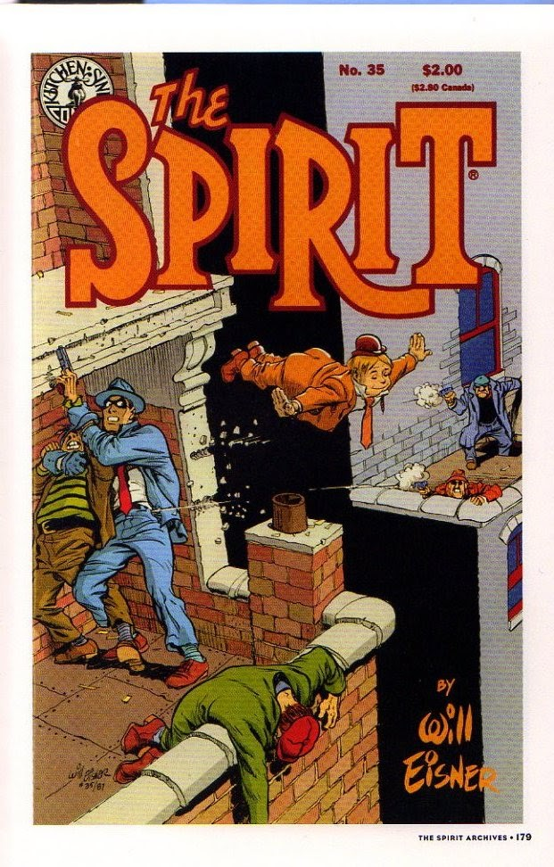 Read online Will Eisner's The Spirit Archives comic -  Issue # TPB 26 (Part 2) - 86