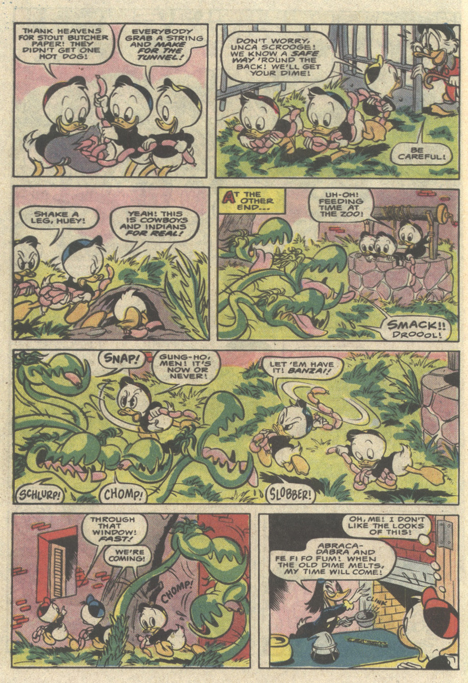 Read online Uncle Scrooge (1953) comic -  Issue #221 - 20