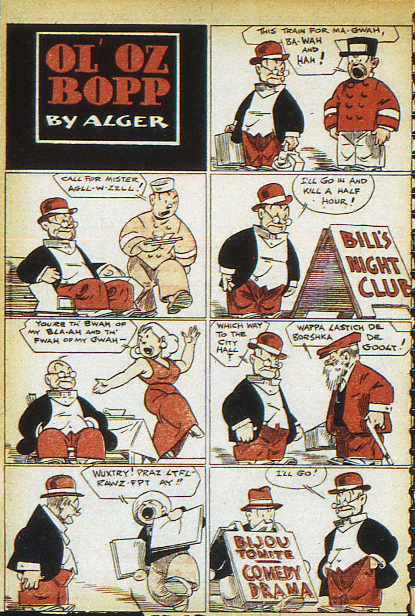 Read online Adventure Comics (1938) comic -  Issue #13 - 22