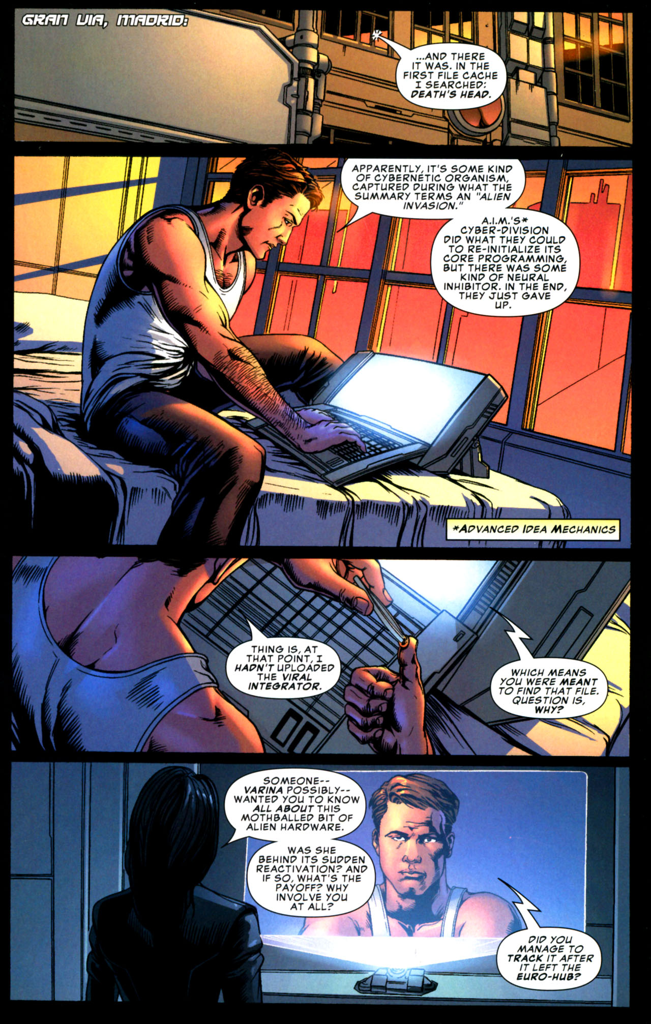Read online Amazing Fantasy (2004) comic -  Issue #17 - 7