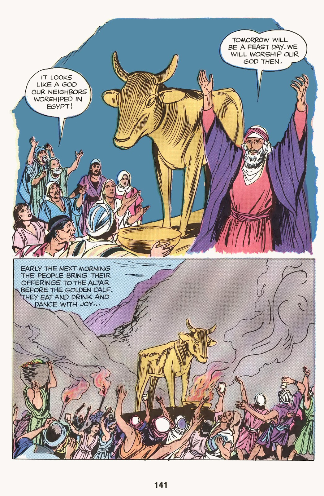 The Picture Bible issue TPB (Part 2) - Page 44