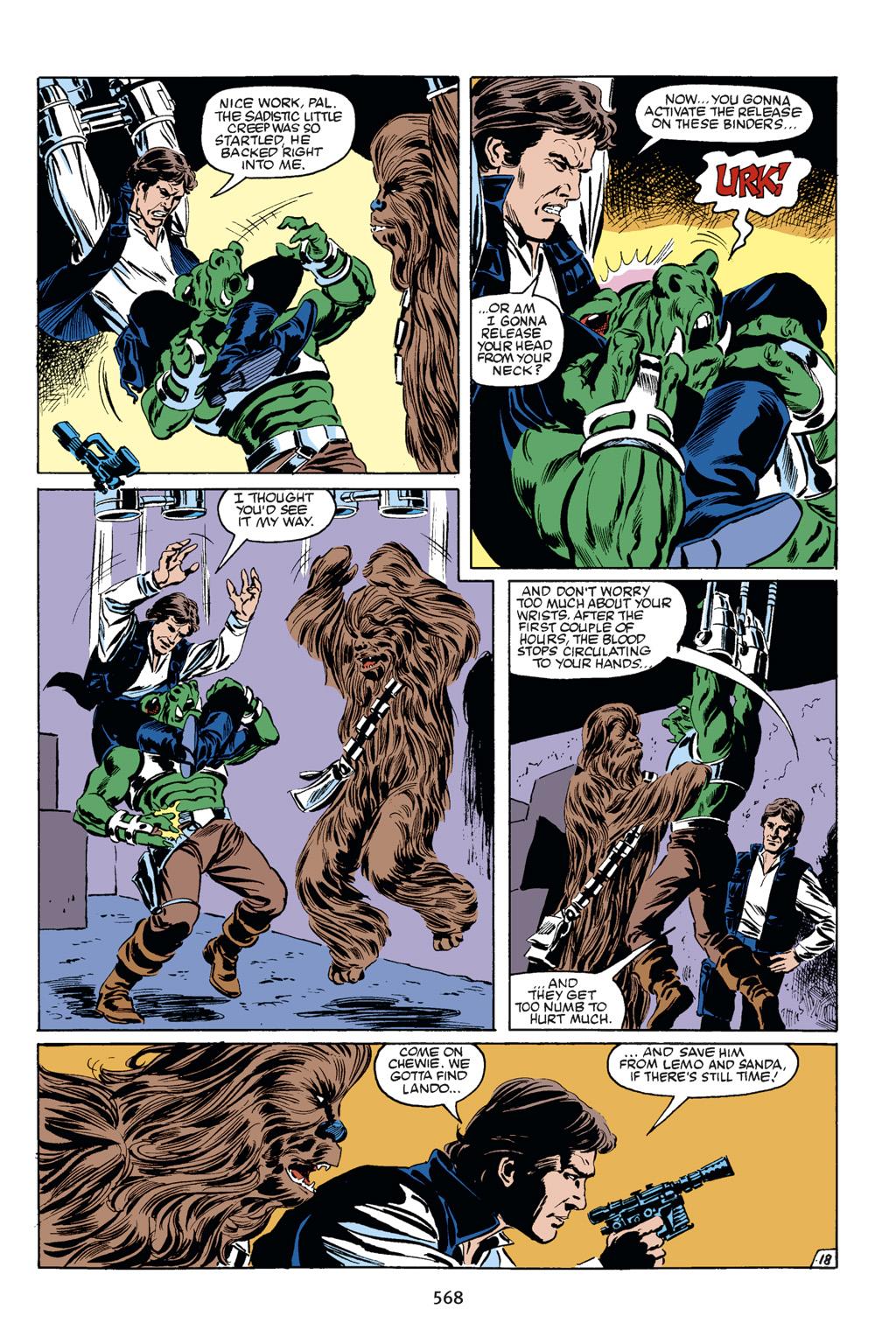 Read online Star Wars Omnibus comic -  Issue # Vol. 18.5 - 281
