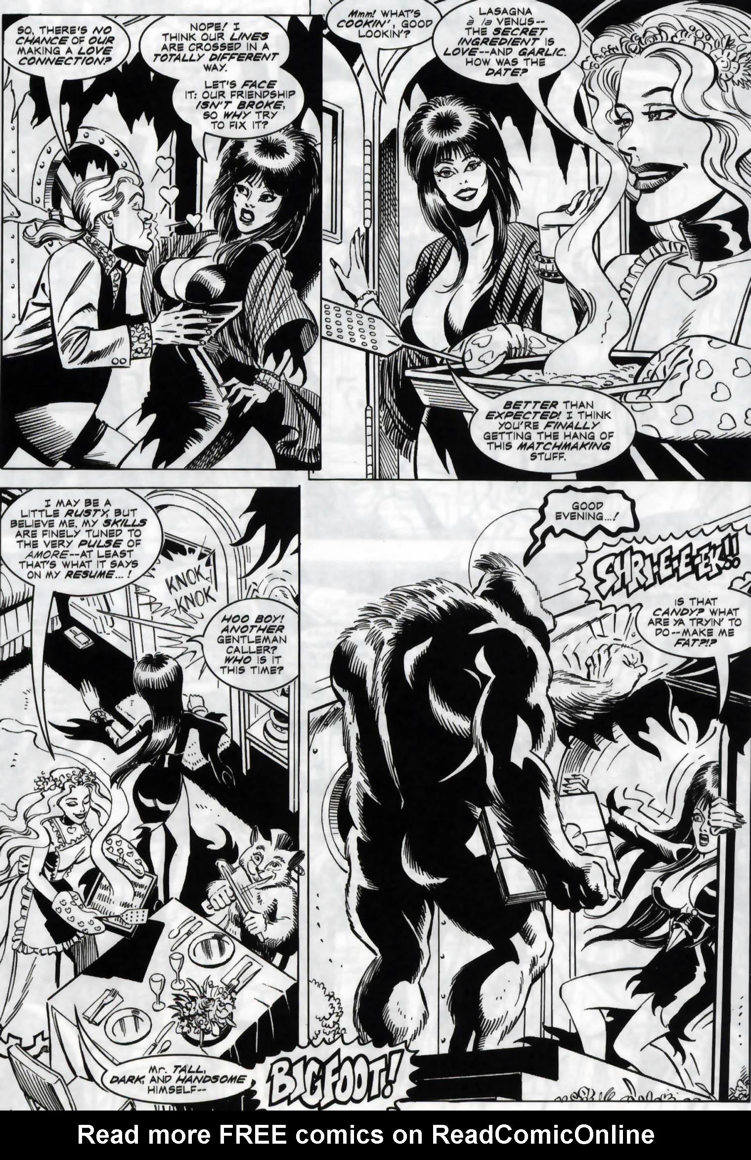 Read online Elvira, Mistress of the Dark comic -  Issue #118 - 14