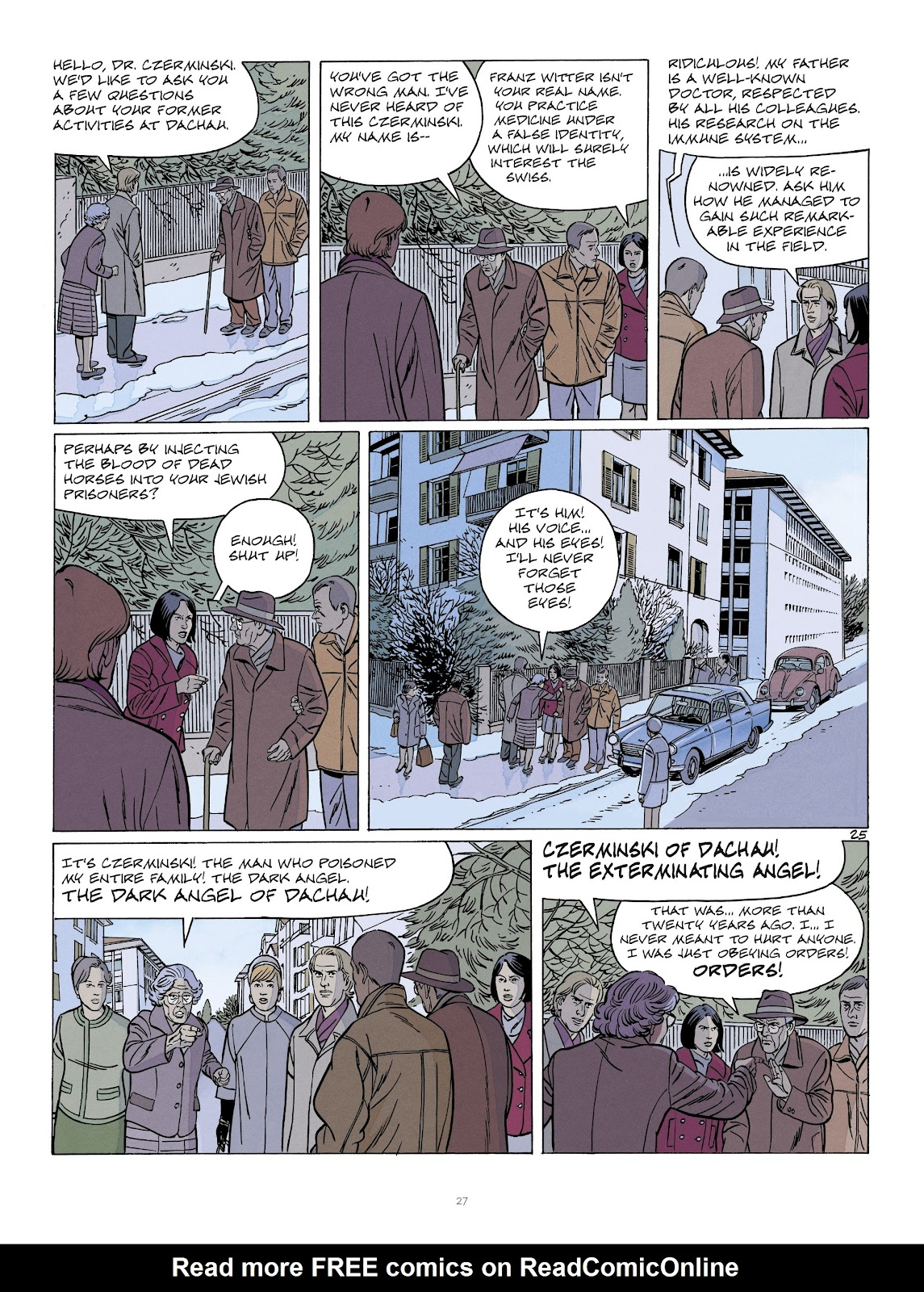 Read online Sherman comic -  Issue #7 - 27