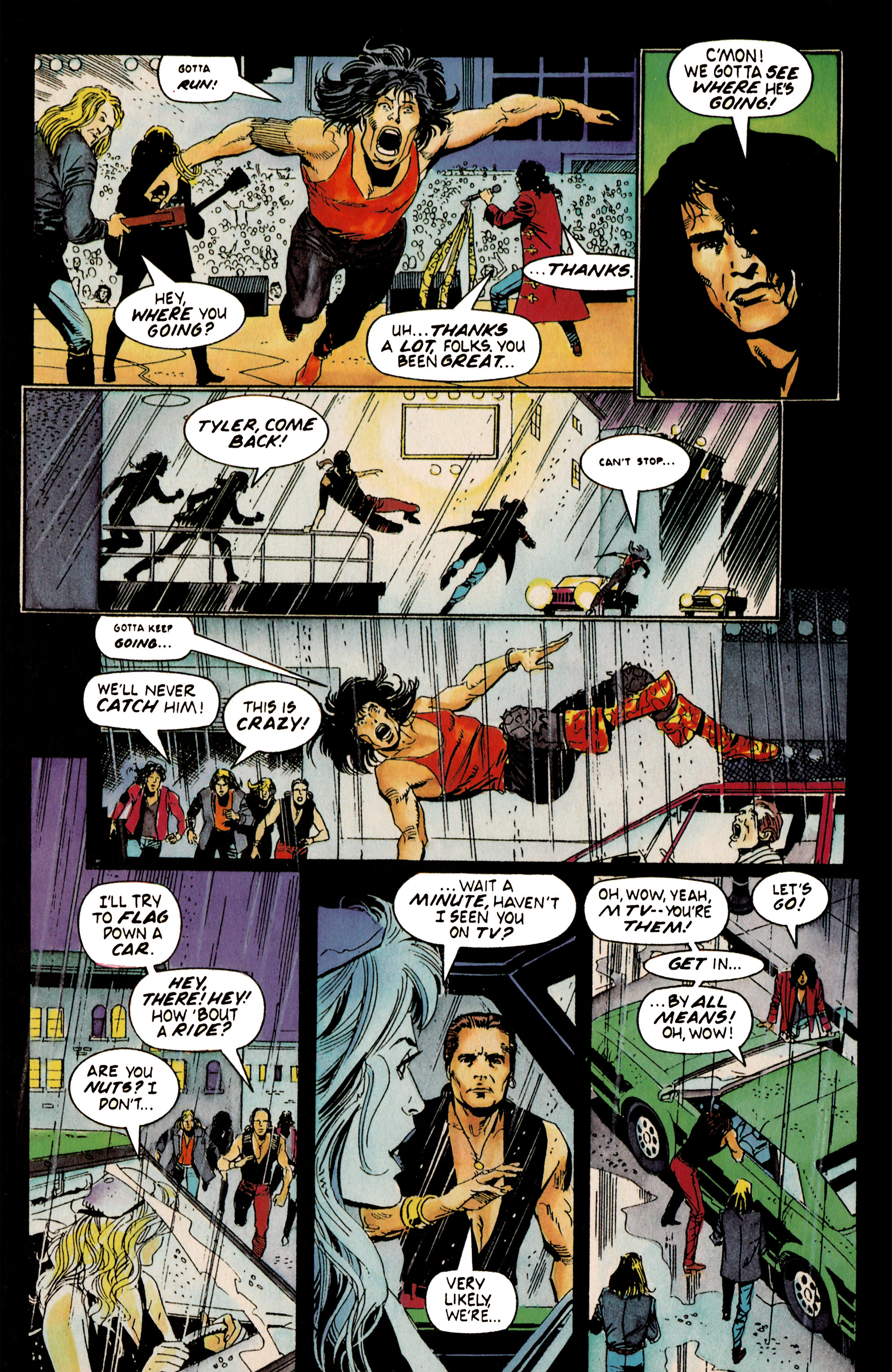 Read online Shadowman (1992) comic -  Issue #19 - 14