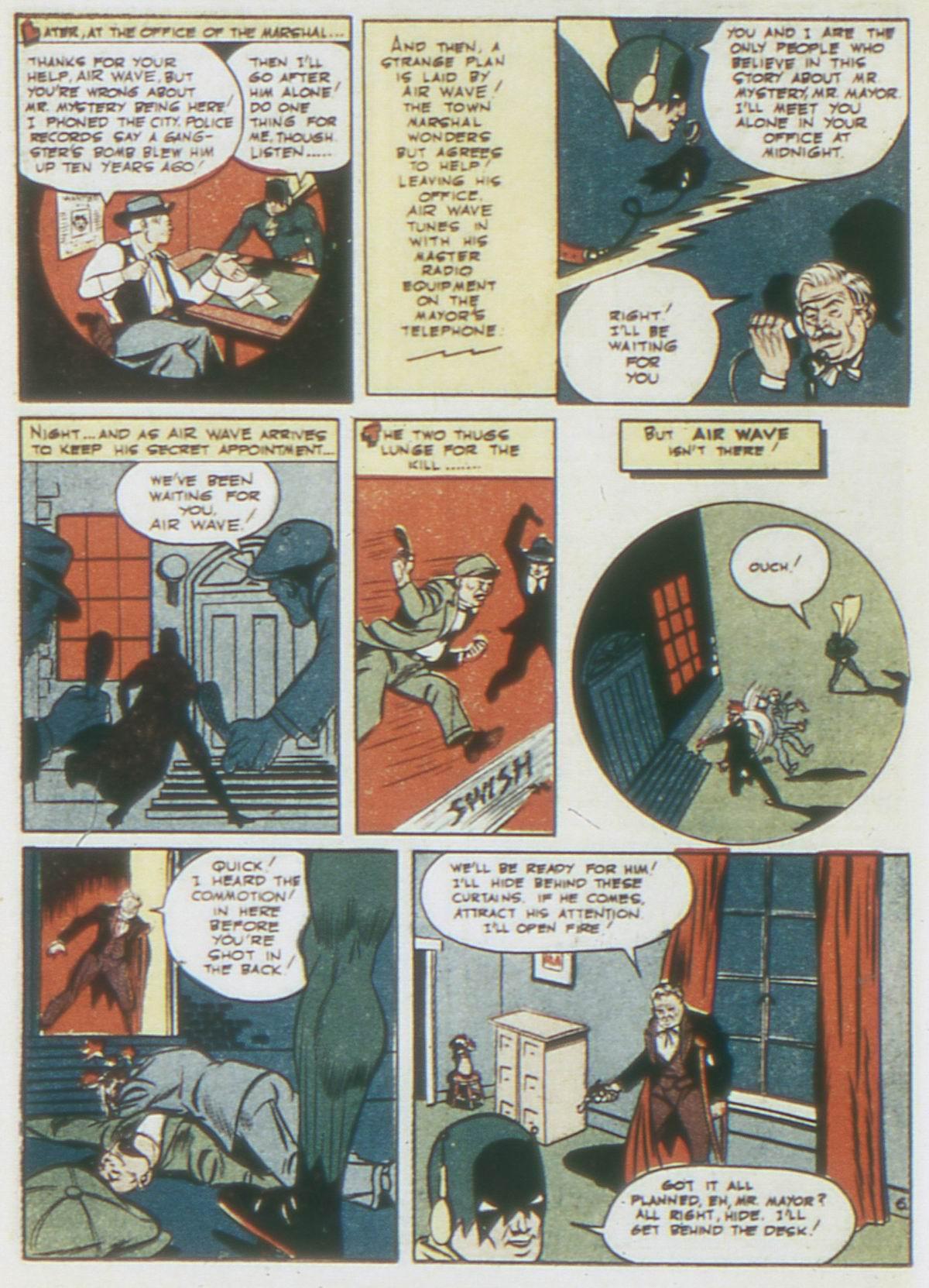 Detective Comics (1937) 62 Page 47