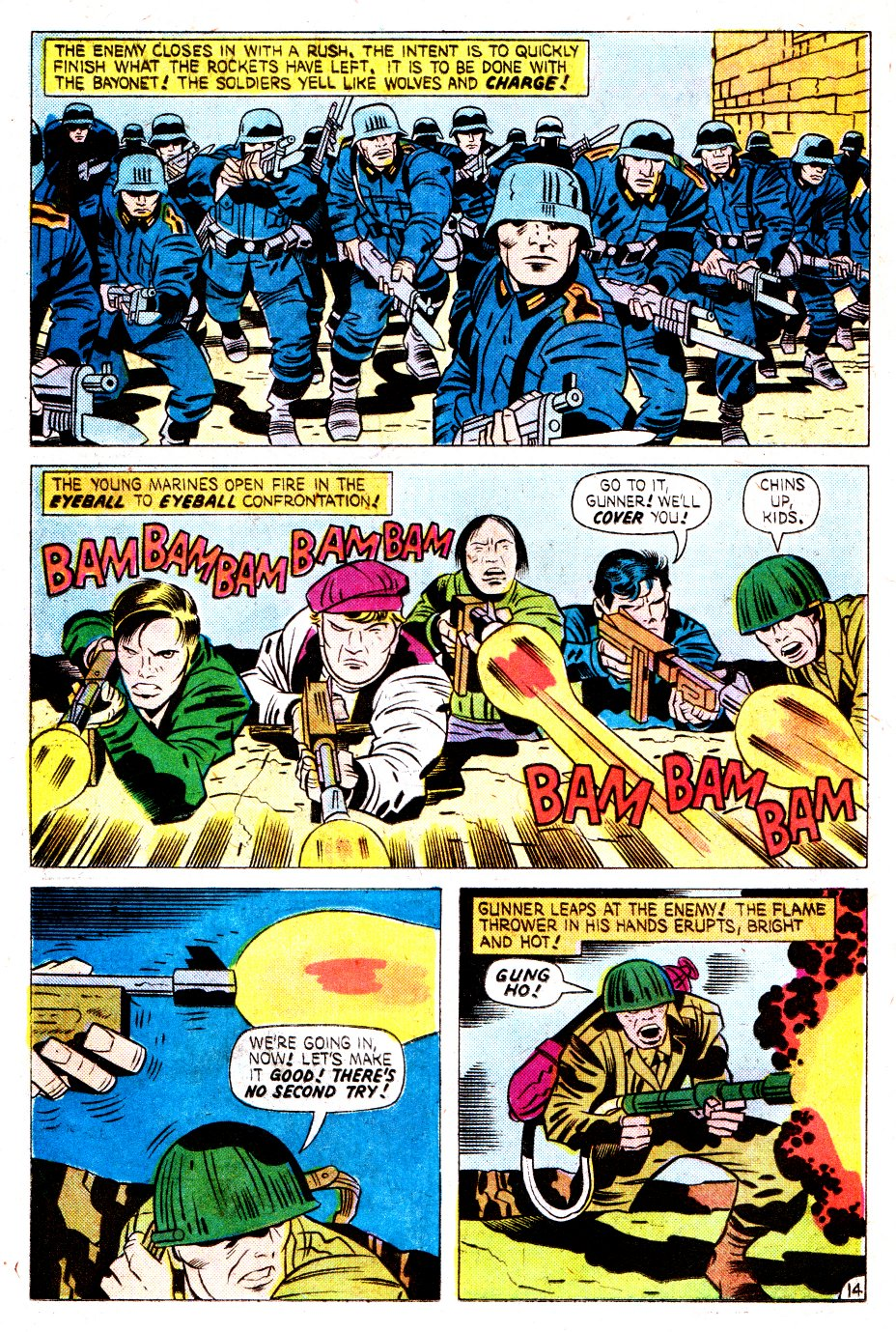 Our Fighting Forces (1954) issue 162 - Page 25