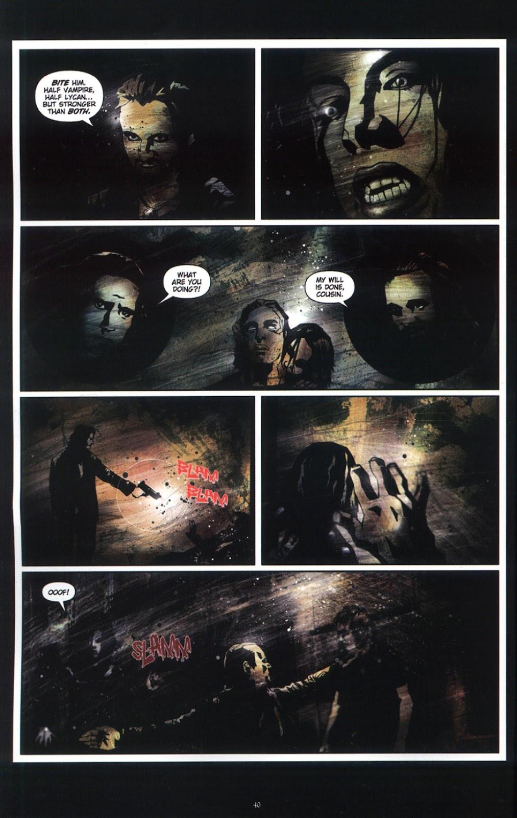 Read online Underworld (2003) comic -  Issue # Full - 41