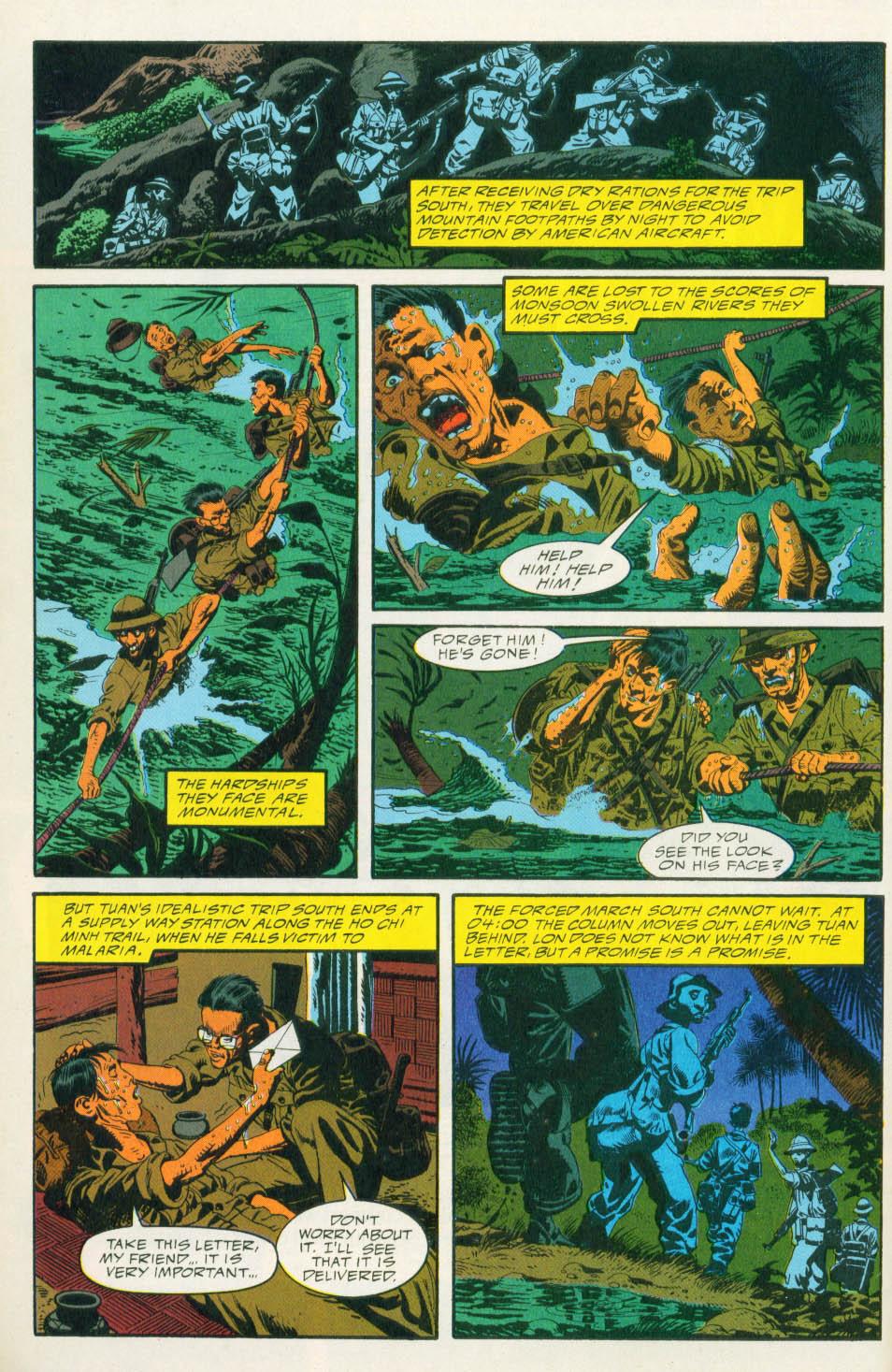 The Nam #84 #84 - English 7