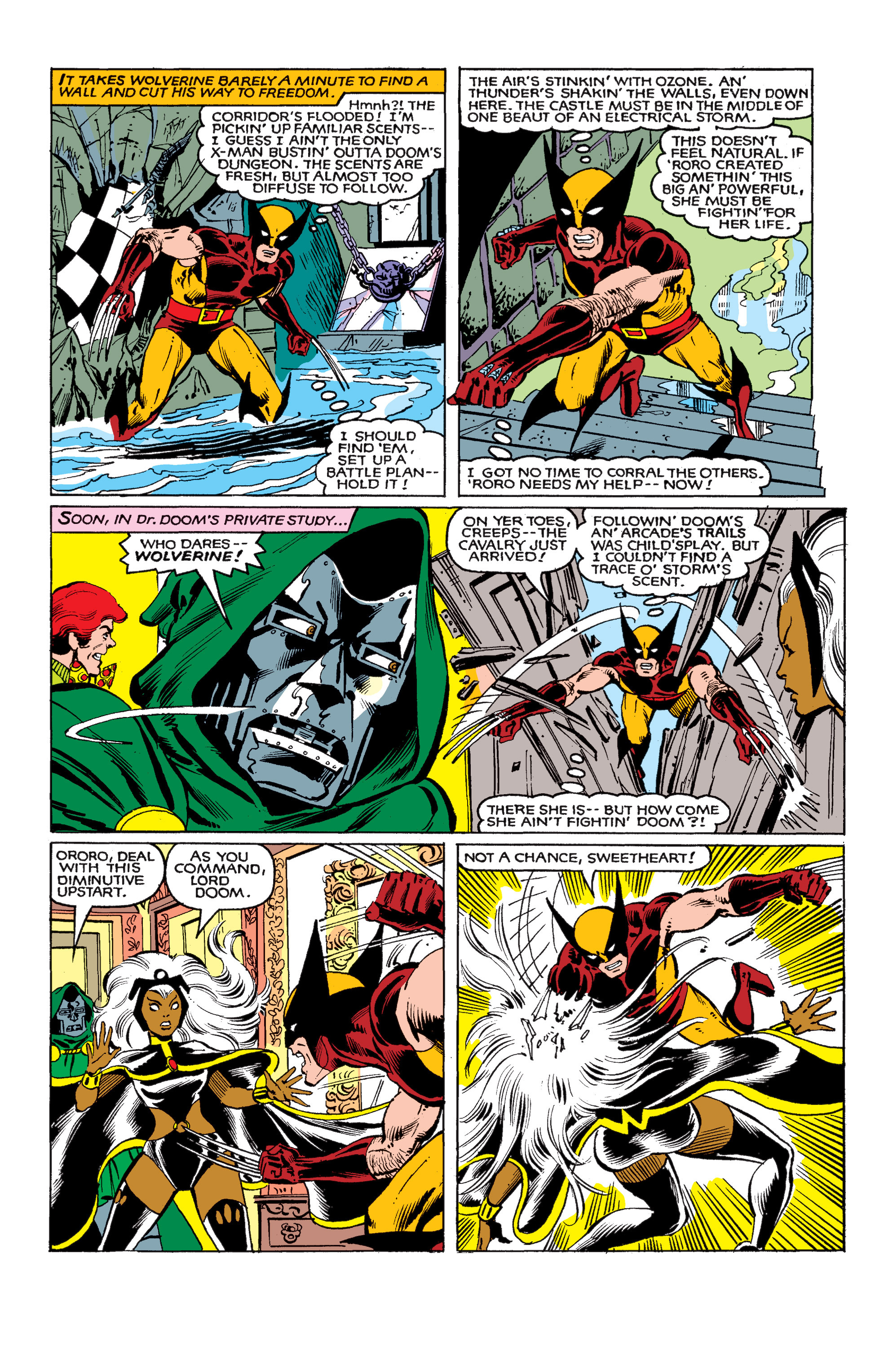 Read online Uncanny X-Men (1963) comic -  Issue #147 - 14